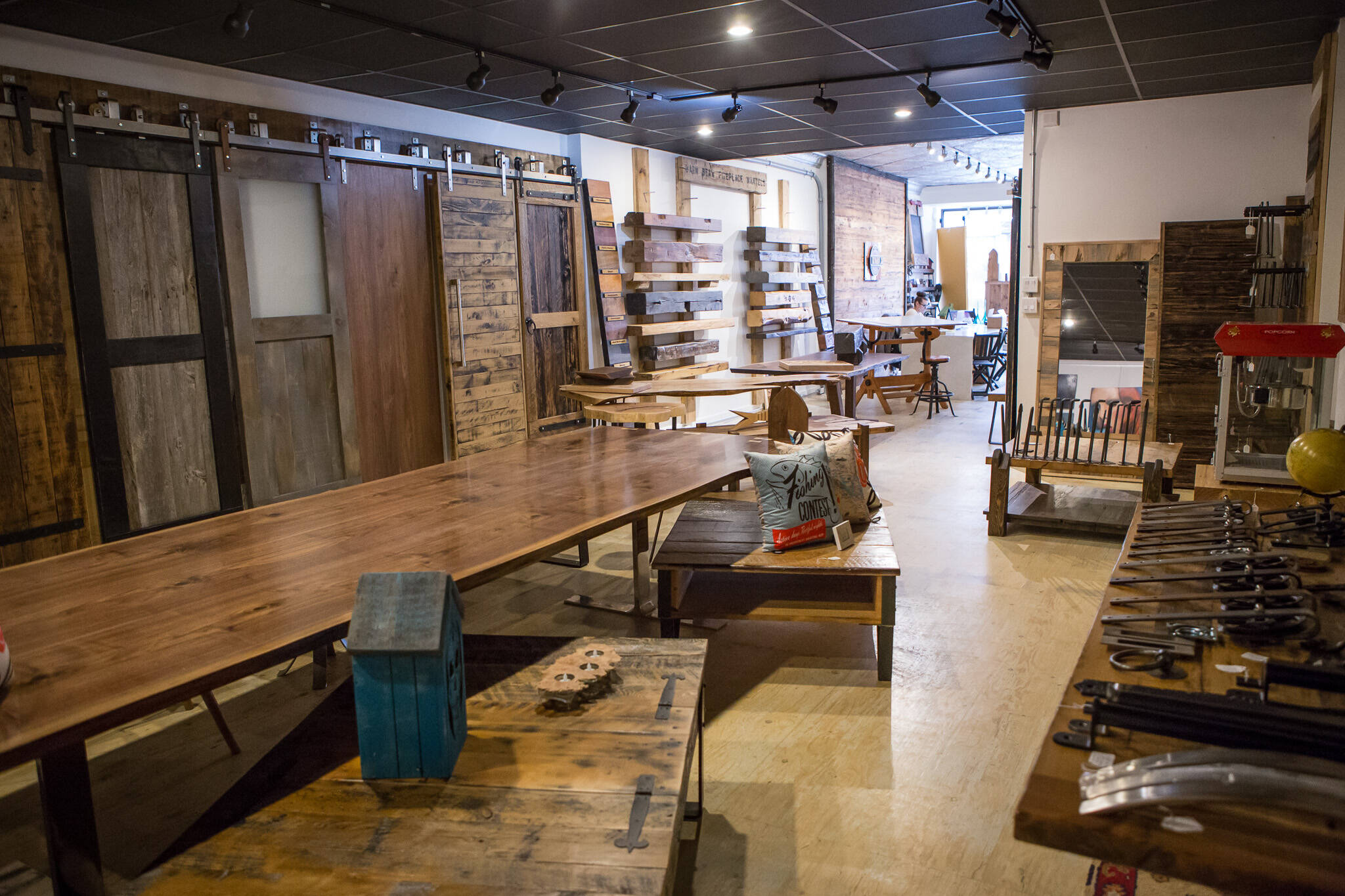 The Best Salvaged And Reclaimed Furniture In Toronto