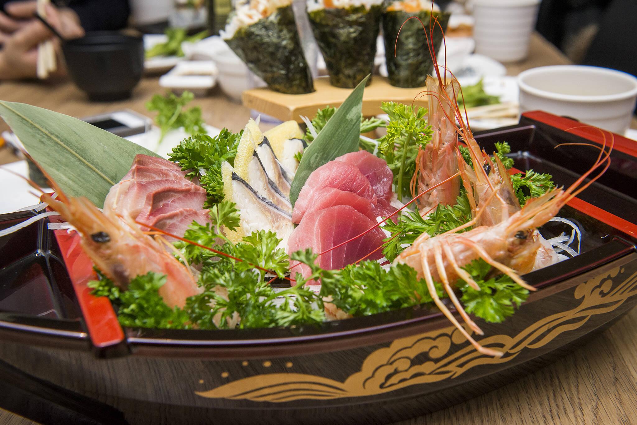 Sushi Scarborough