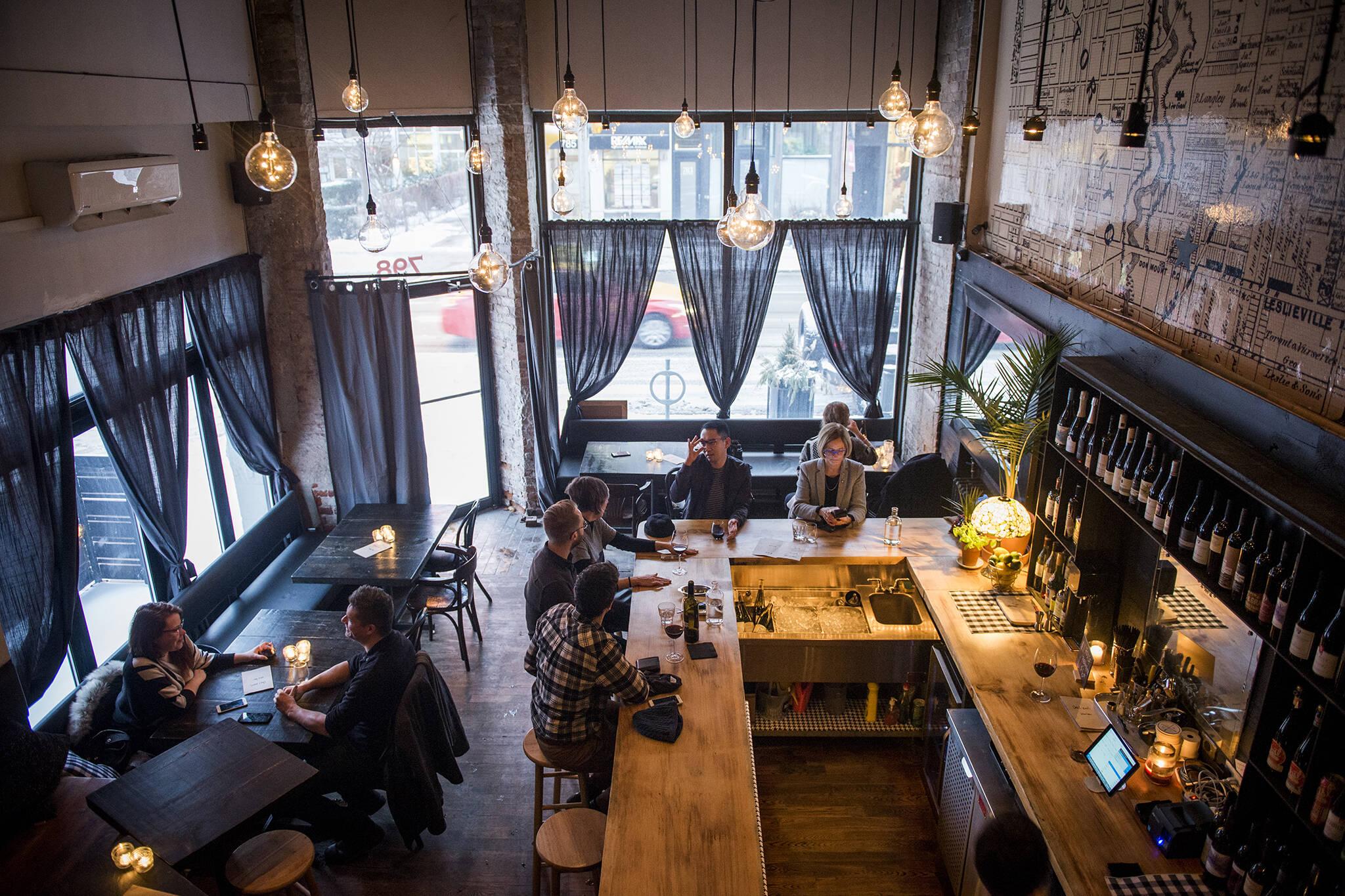 Brothers Food And Wine Restaurant Toronto
