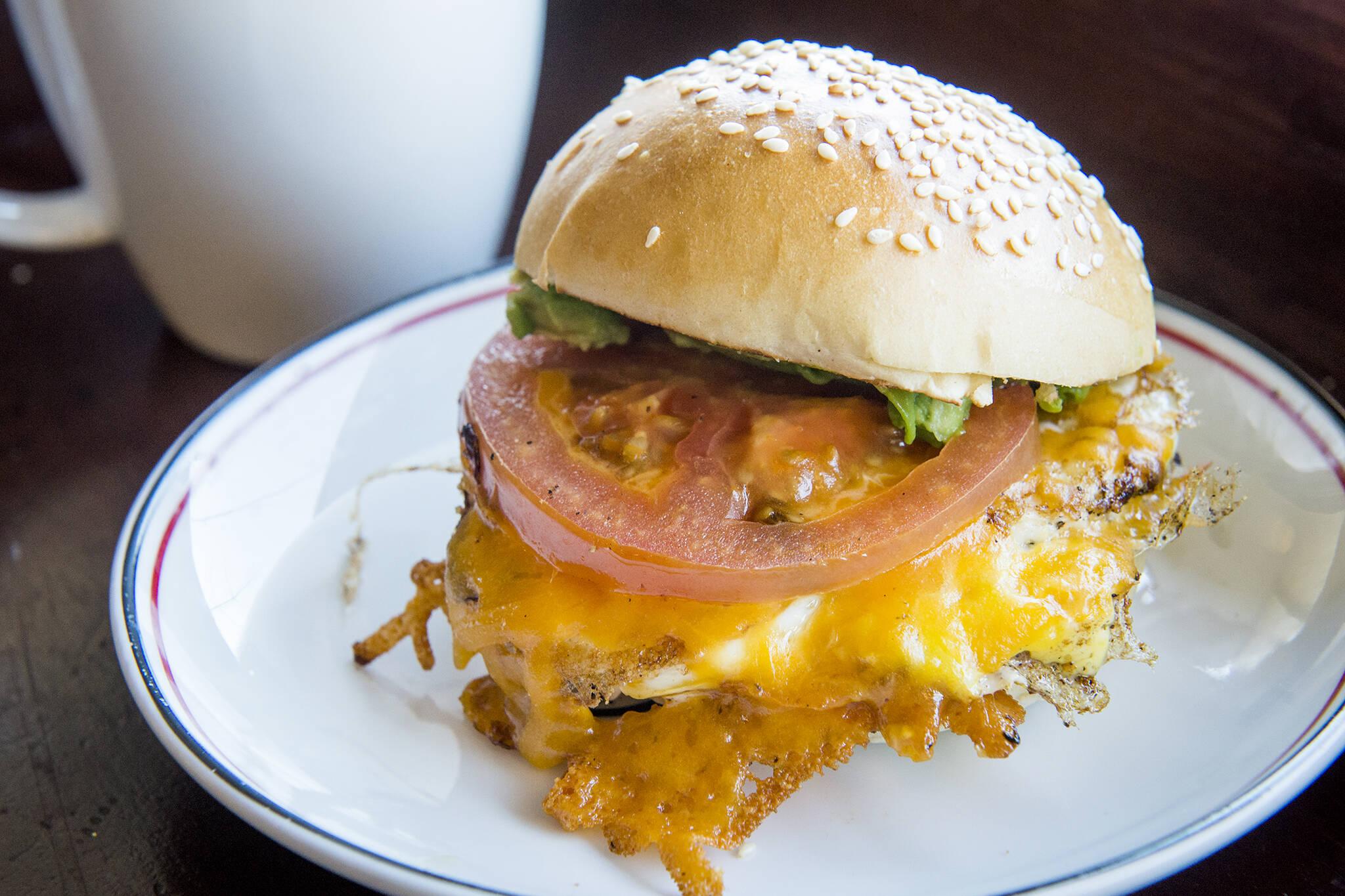 breakfast sandwich toronto