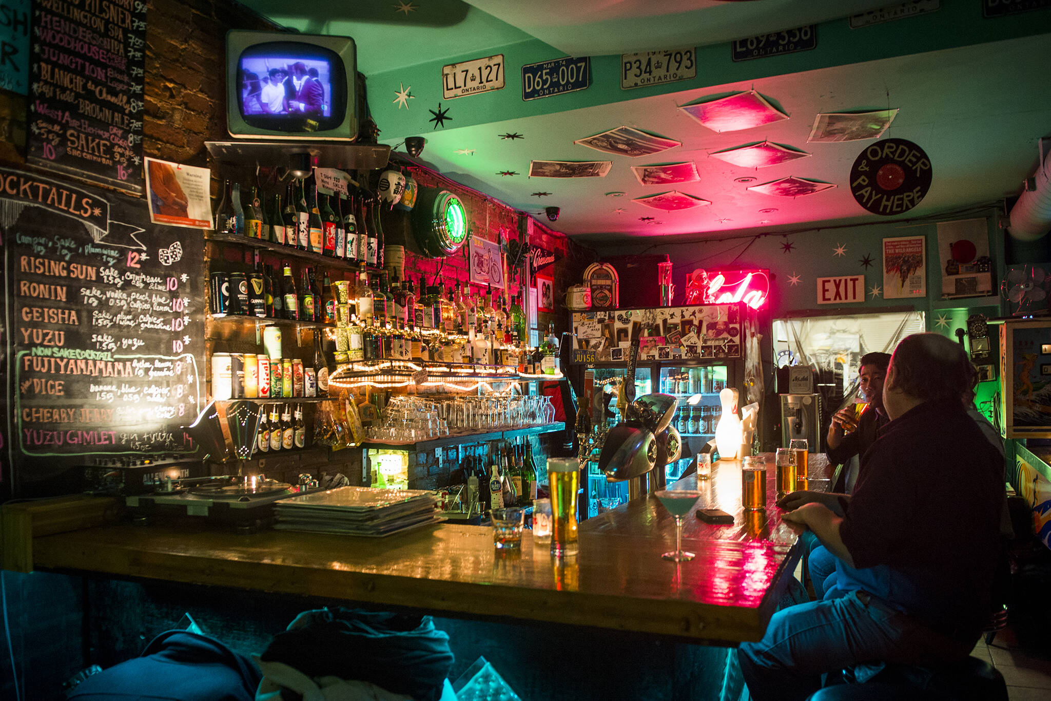 dundas west bars toronto