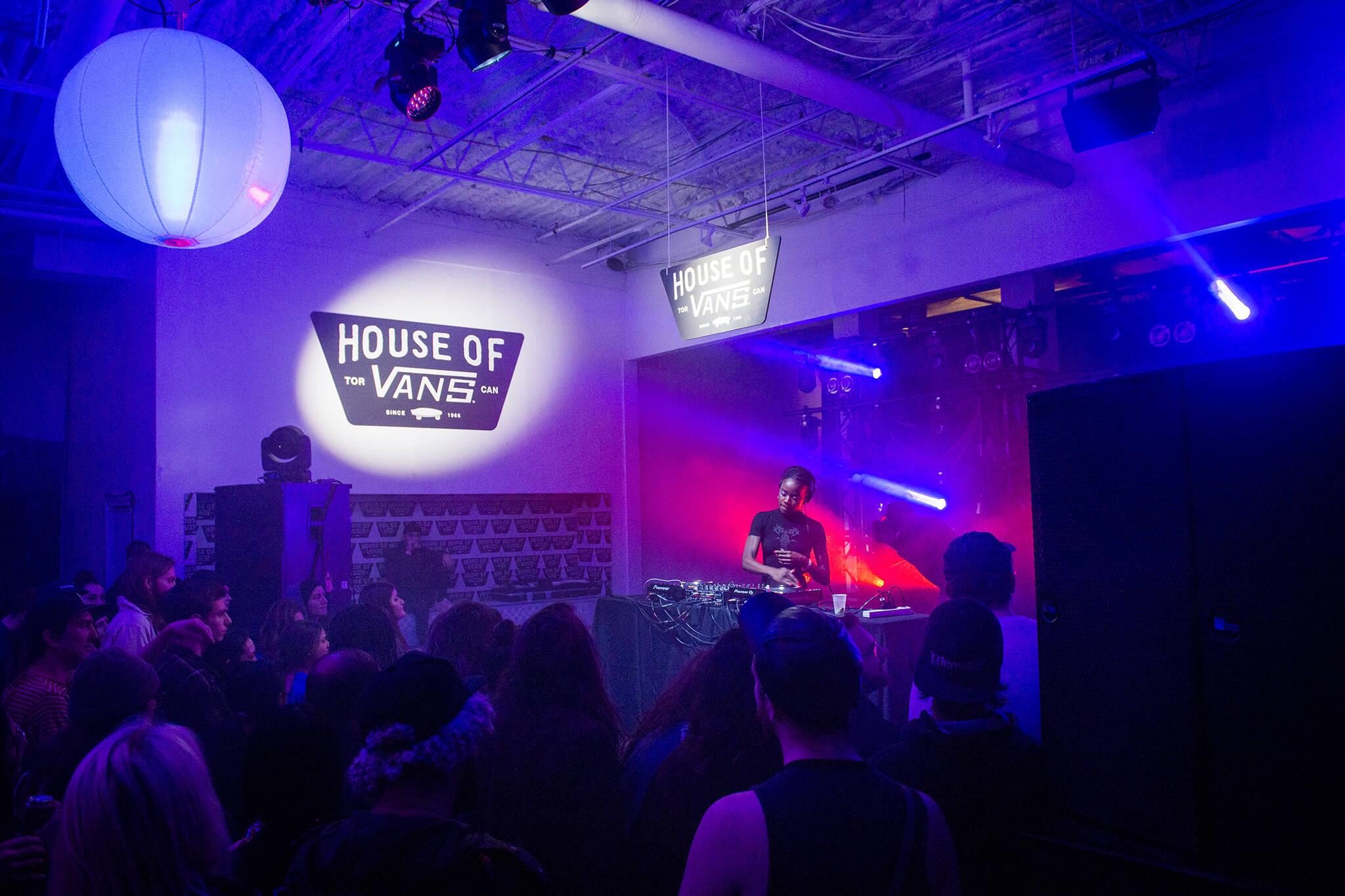 House of Vans Toronto