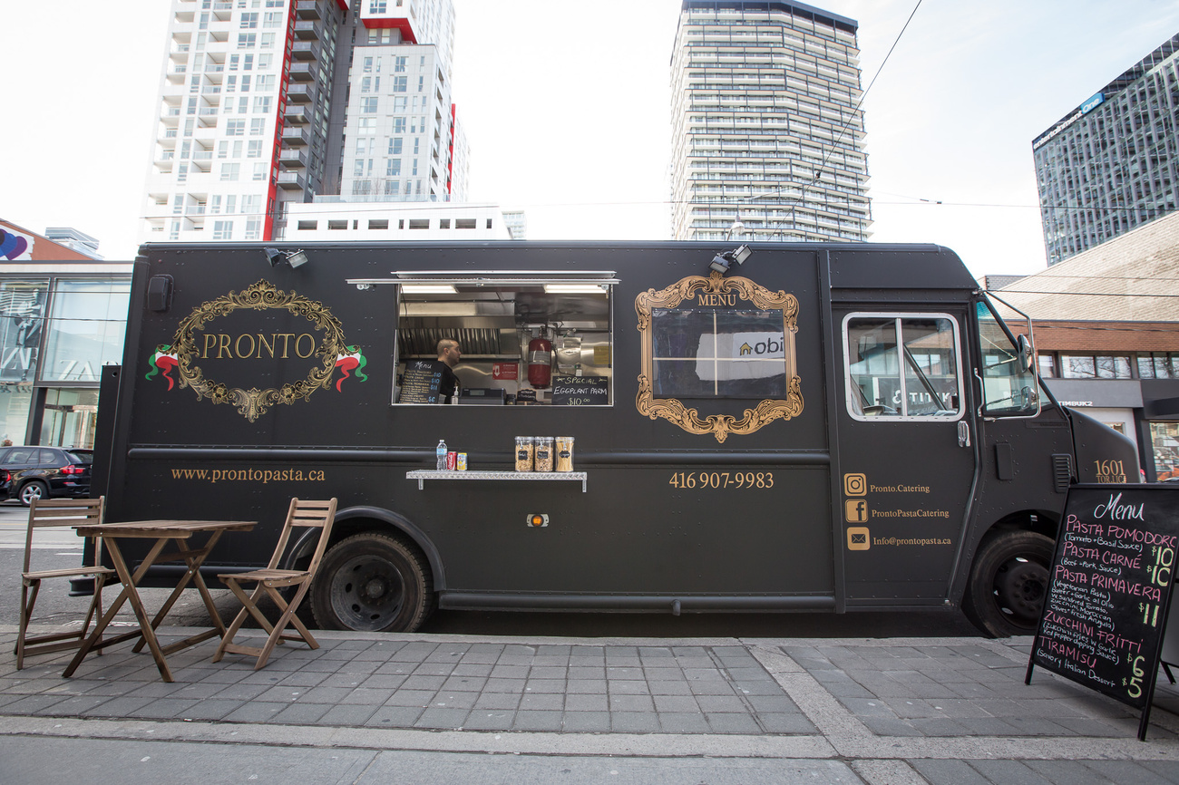 The Top 10 New Food Trucks In Toronto For 2017