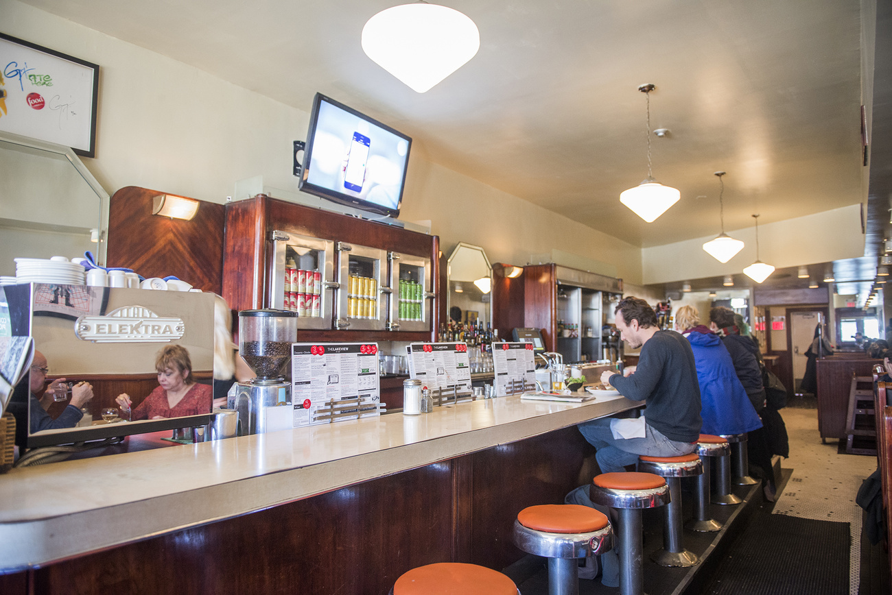 The 15 oldest diners in Toronto