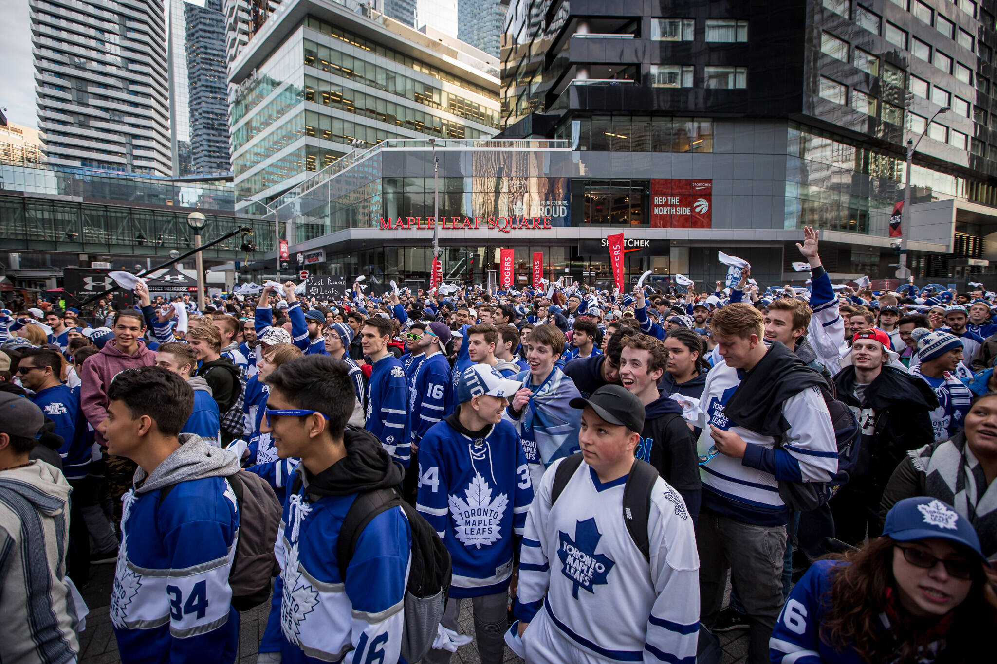 Toronto Road Closure