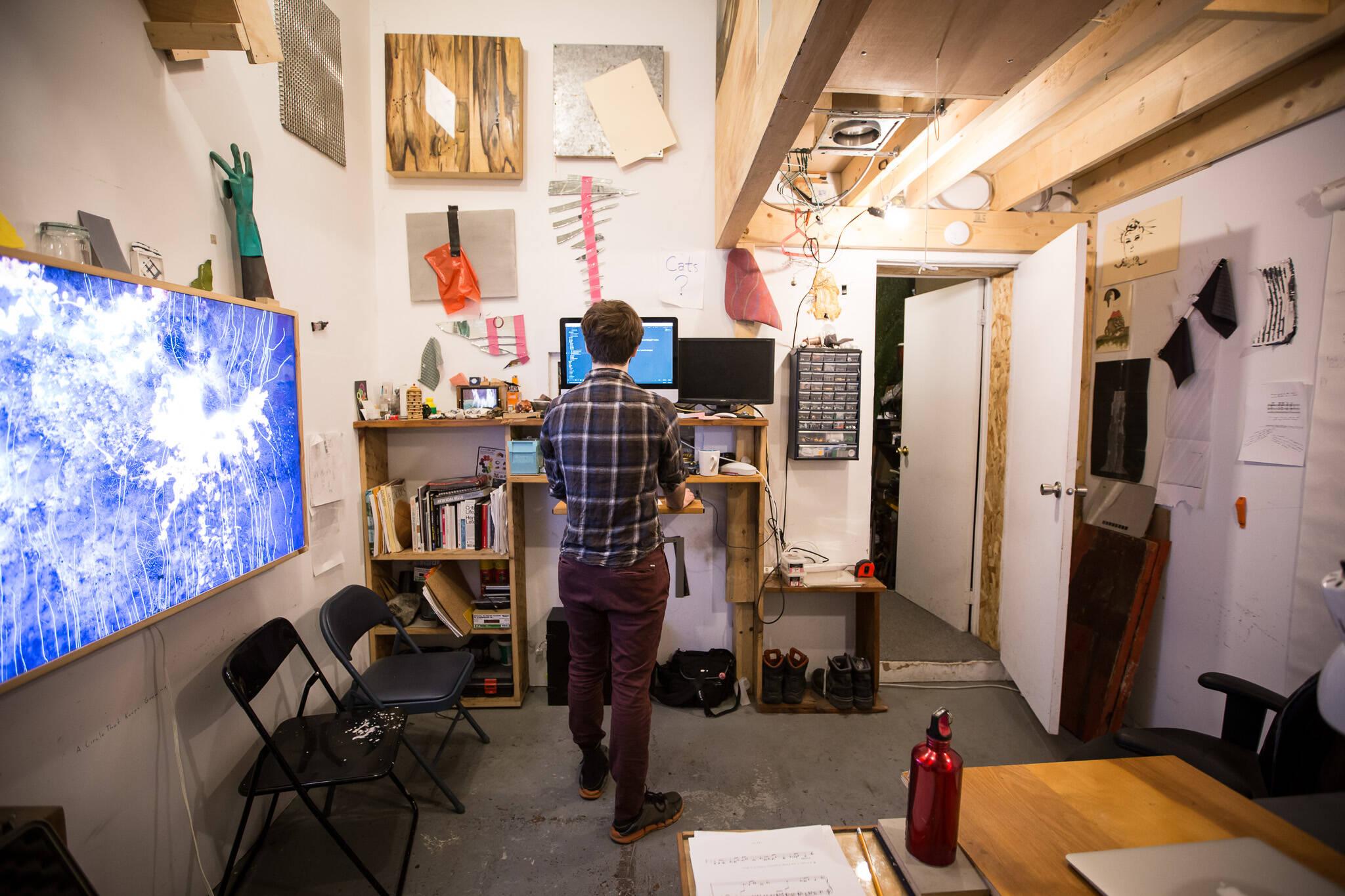 Future Port Lands art Toronto