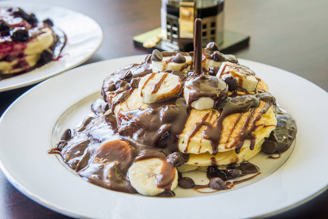 The Best Pancakes In Toronto