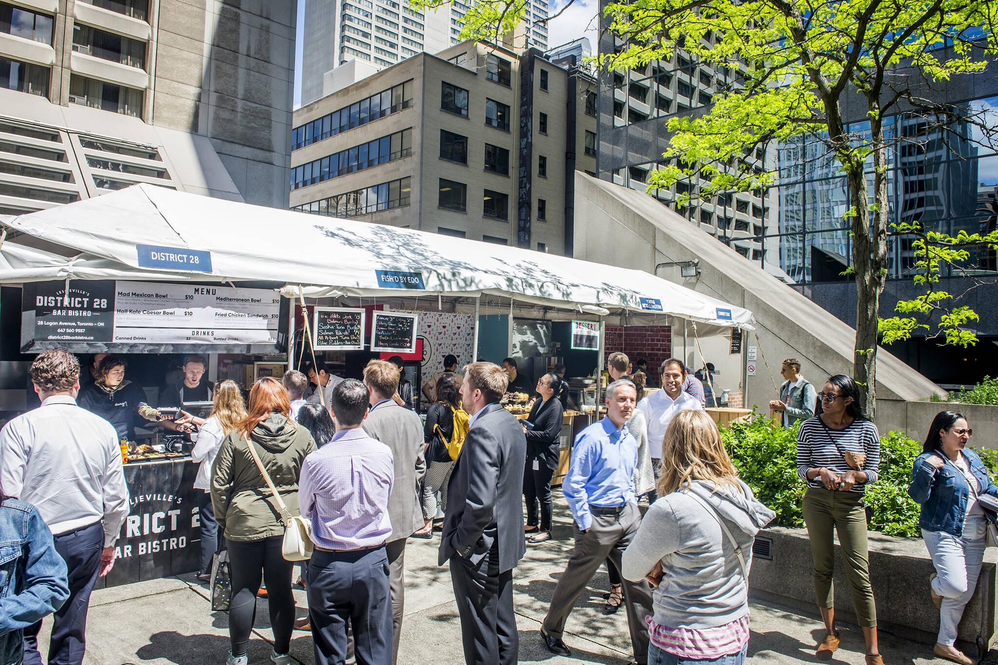 Adelaide Eats Toronto closed