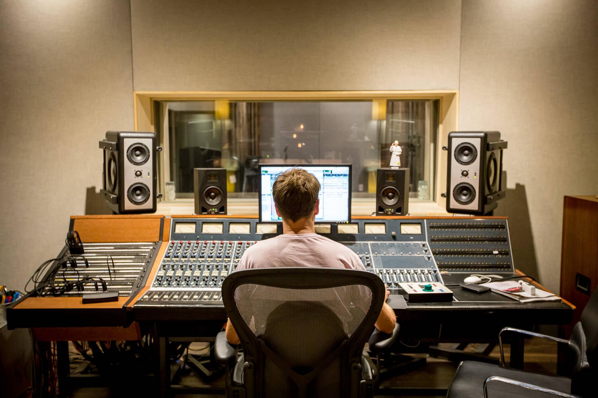 recording studios toronto