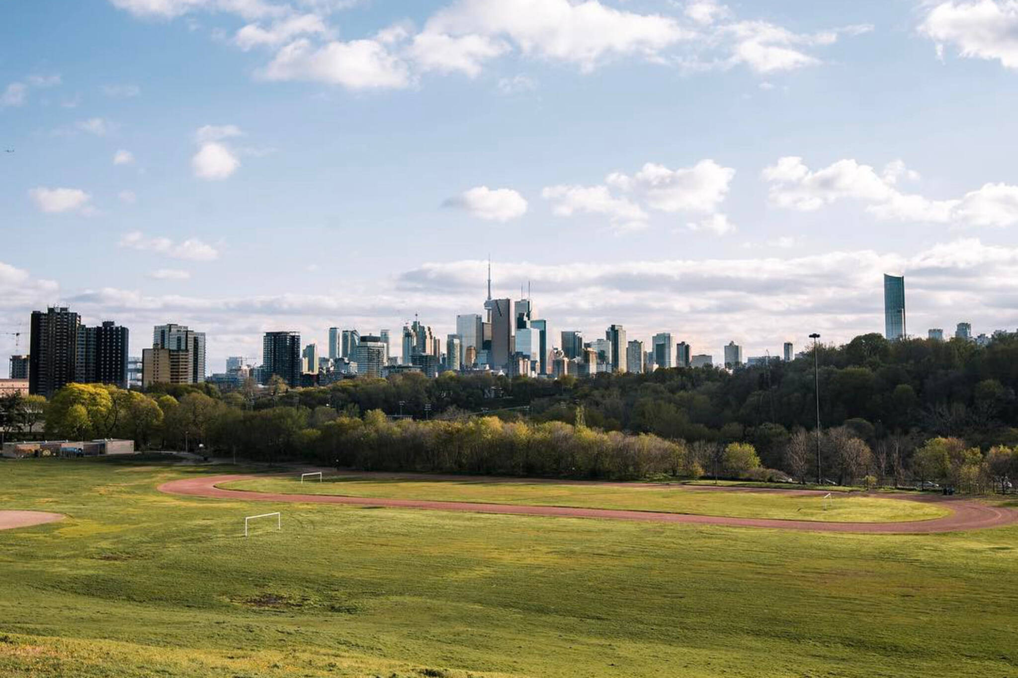 Views of Toronto