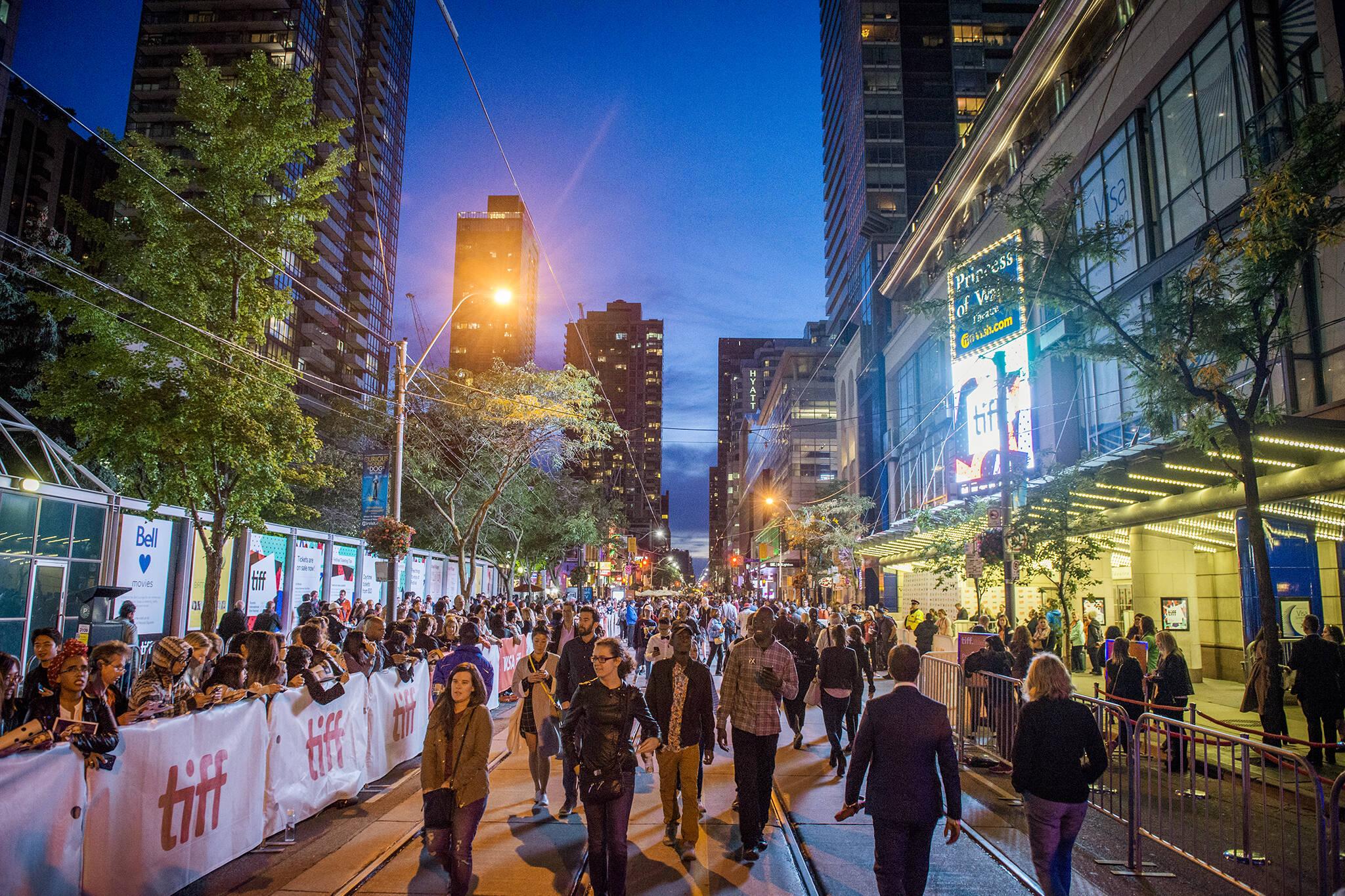 tiff street festival 2018