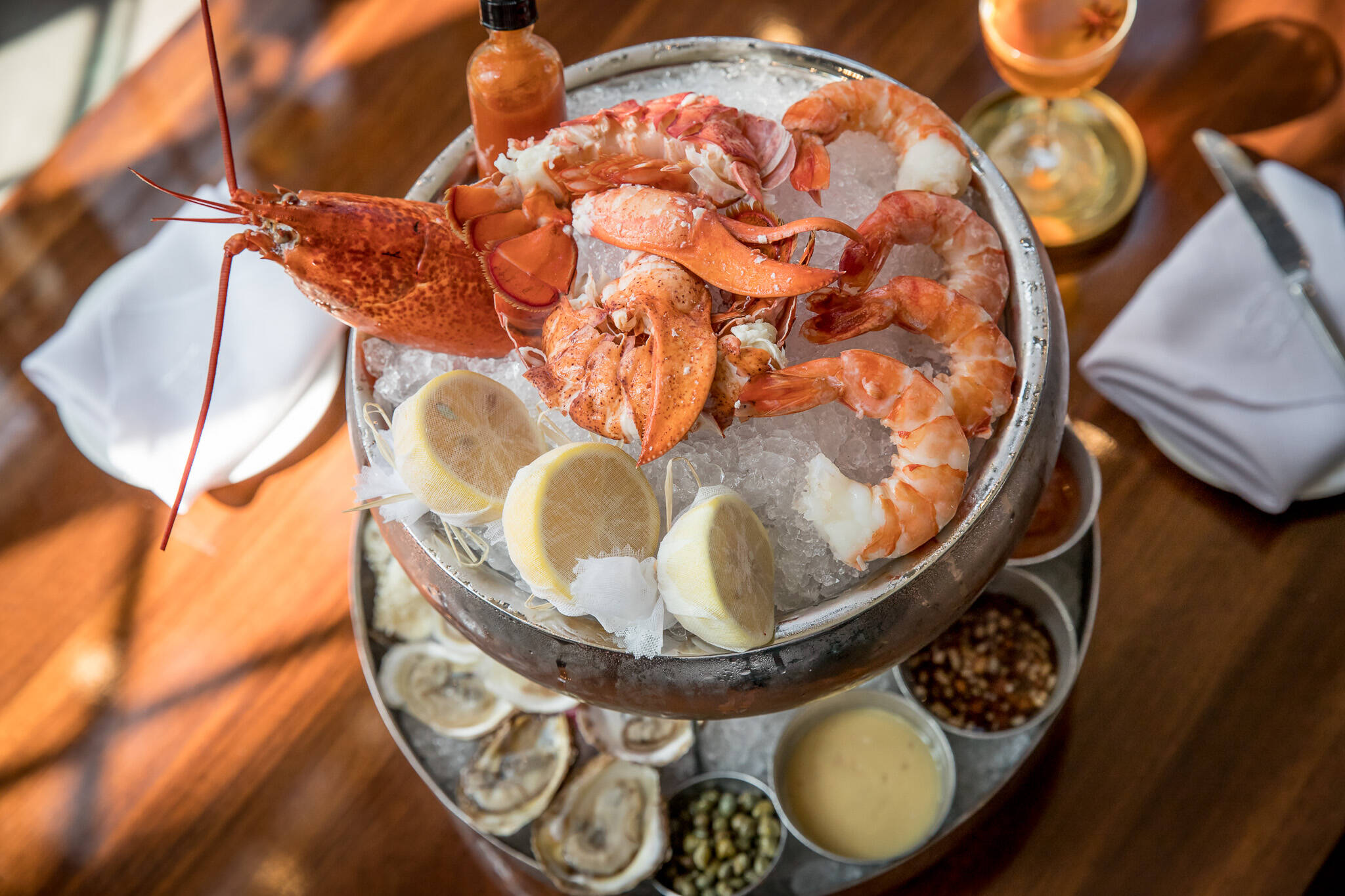 Seafood Tower Toronto