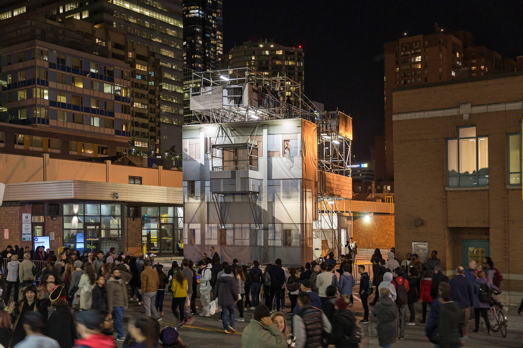 nuit blanche toronto 2017