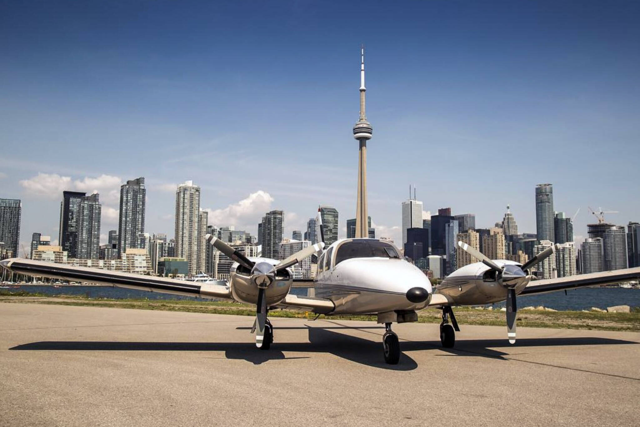 You can soon fly from Toronto to Barrie and Waterloo