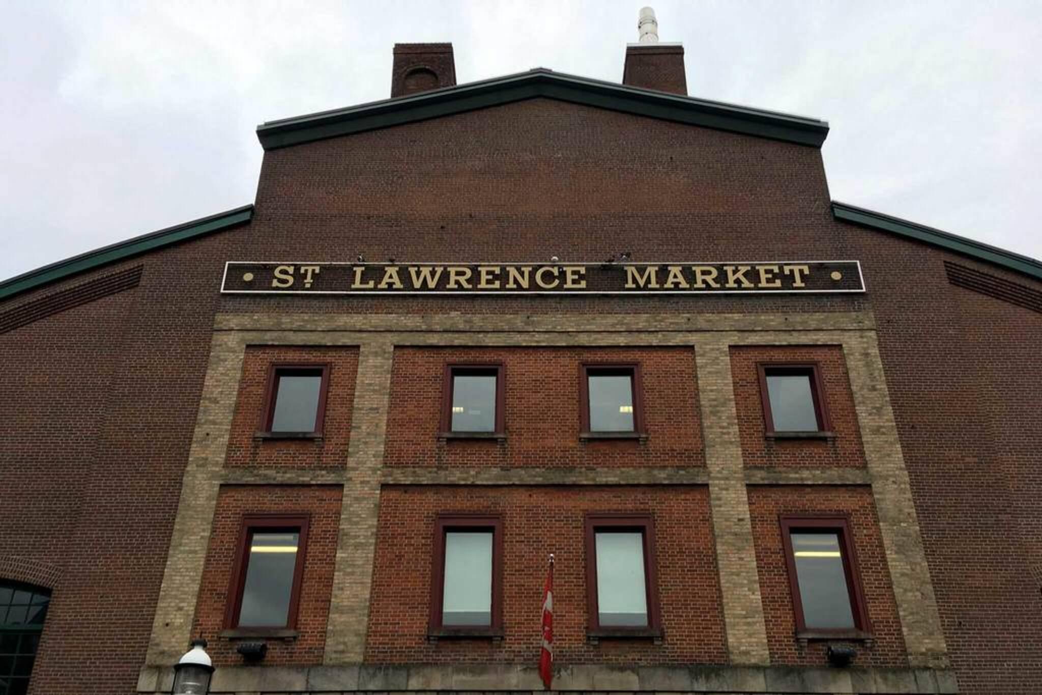st Lawrence evening market