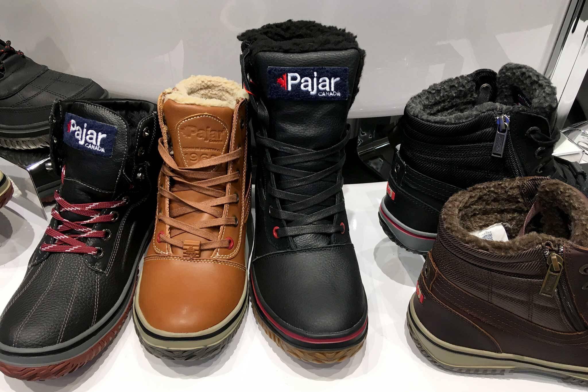 winter boots toronto