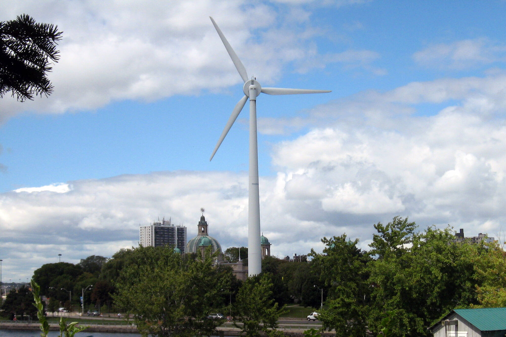 wind turbine ex