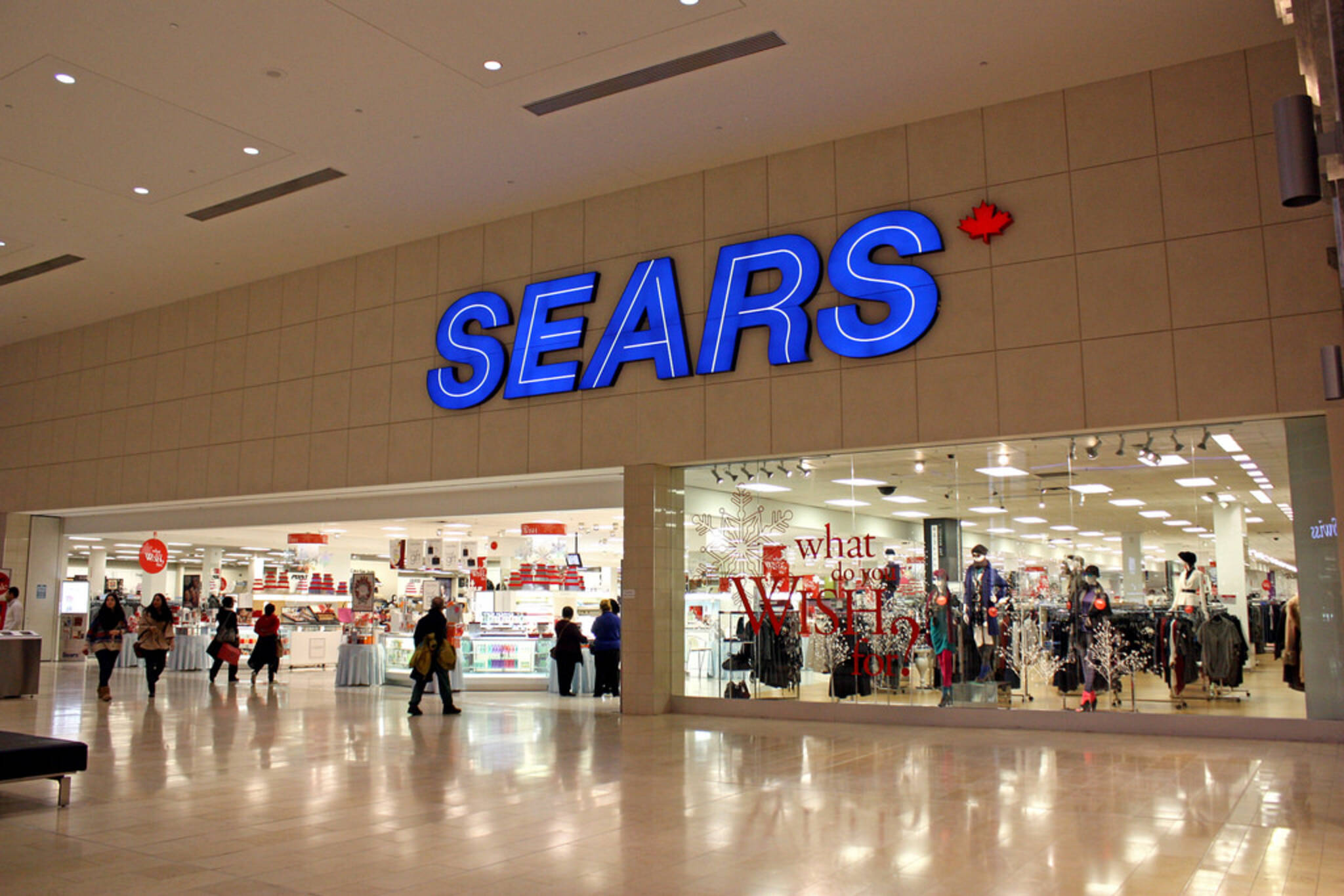 sears stores in toronto to host huge liquidation sale