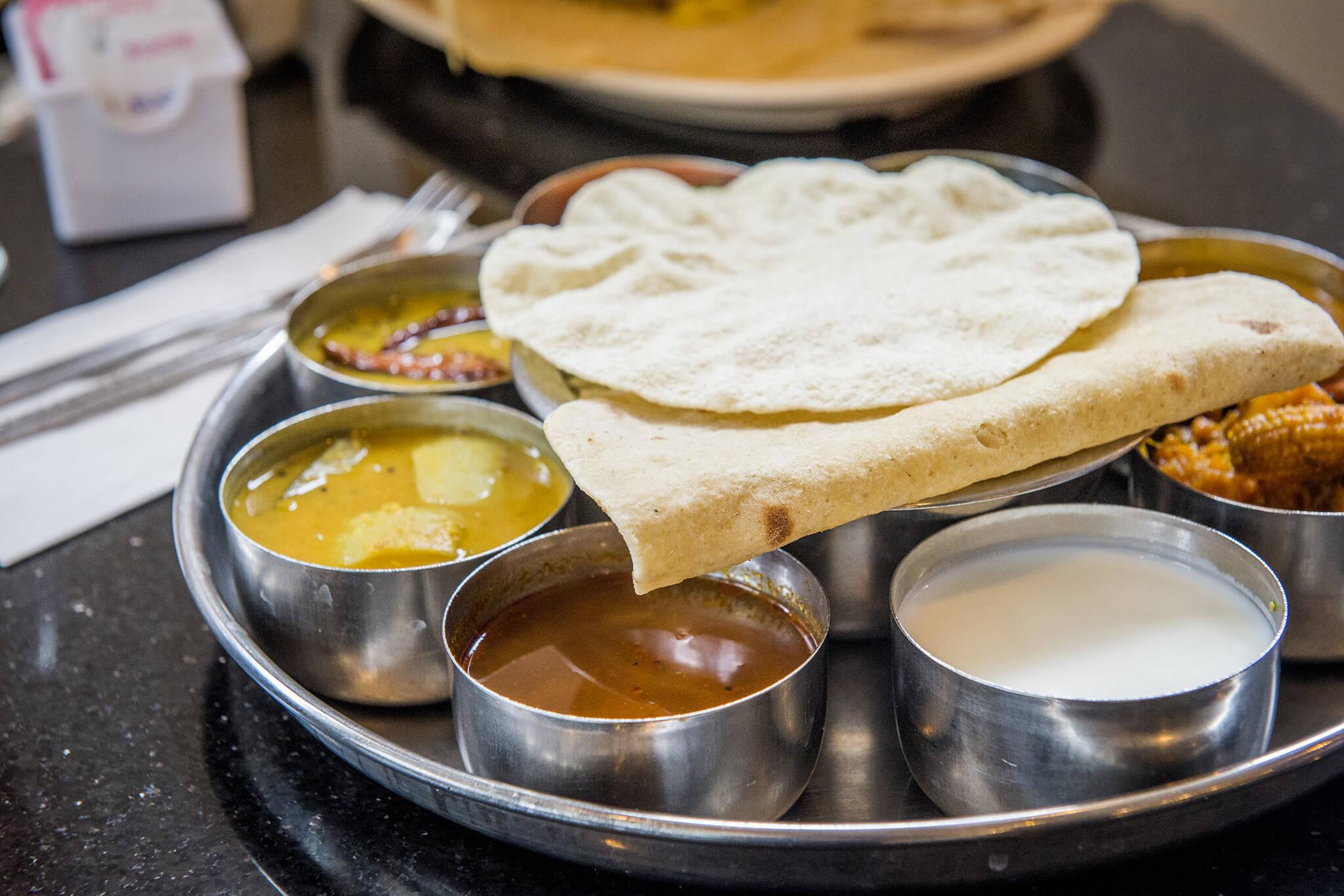 vegetarian indian restaurants toronto