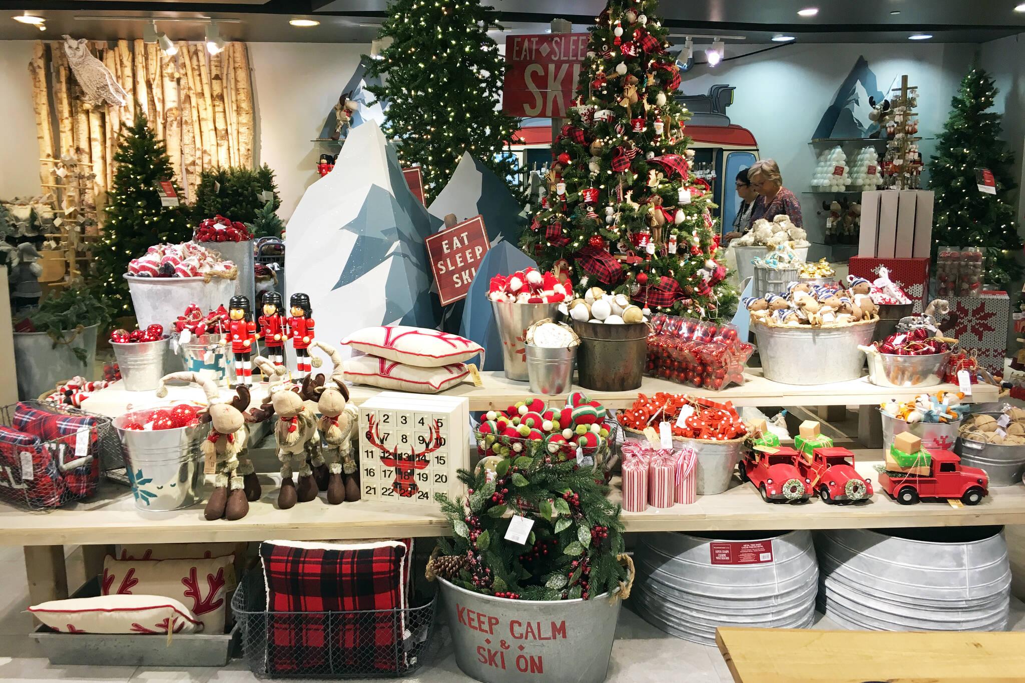 Christmas decorations Toronto