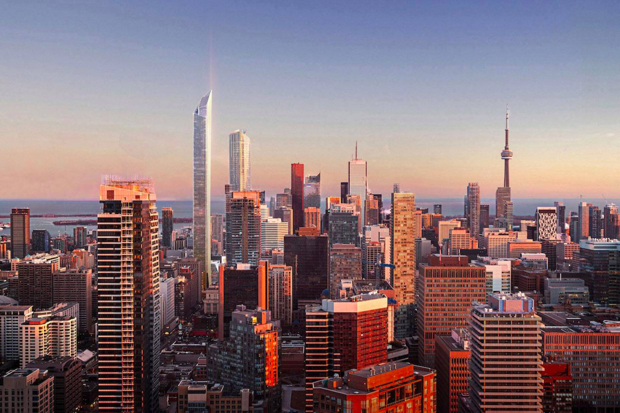 YSL condo Toronto