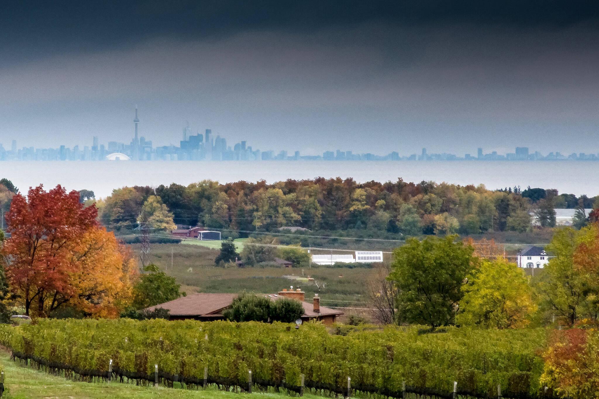 toronto skyline beamsville