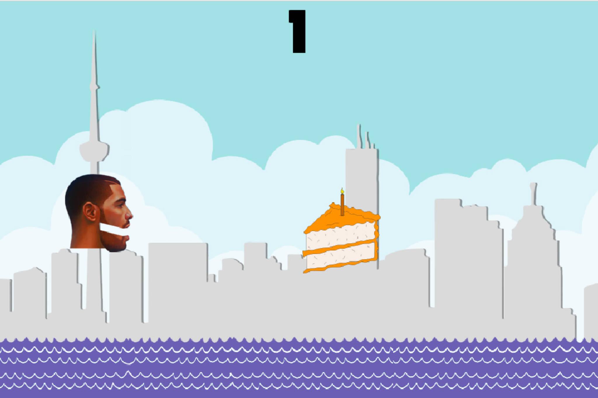 Drake birthday game