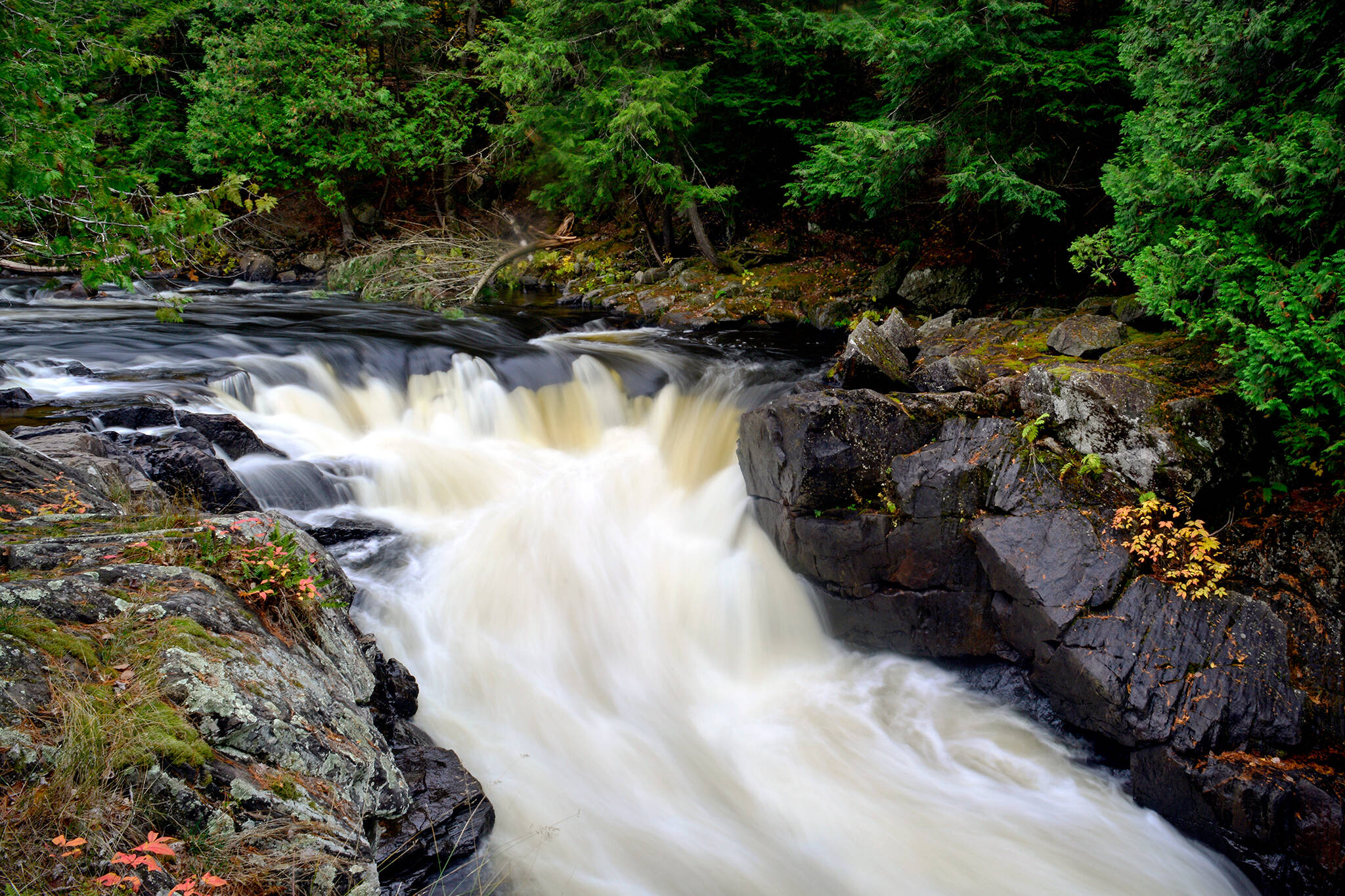 gut waterfall ontario