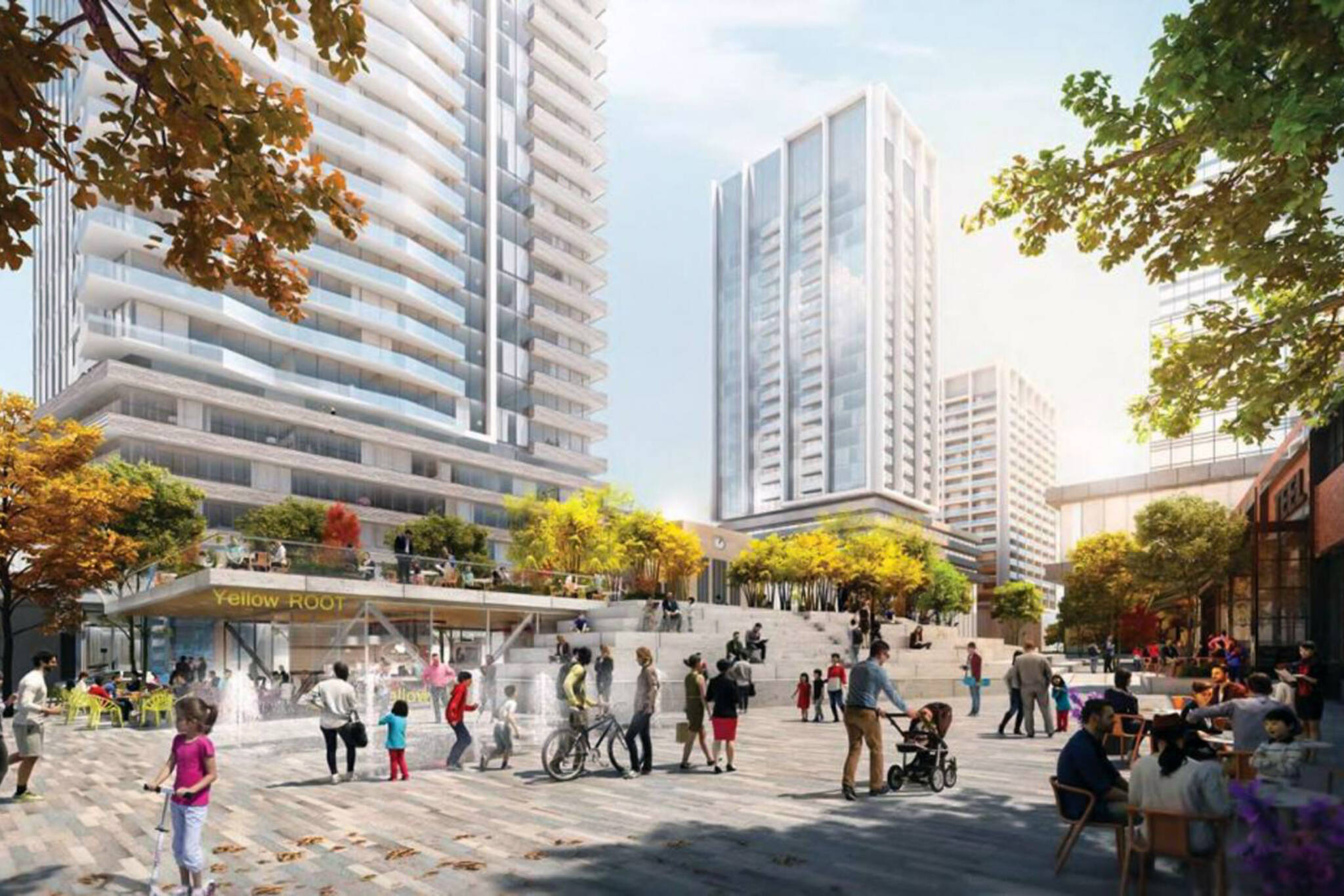 Toronto mega developments