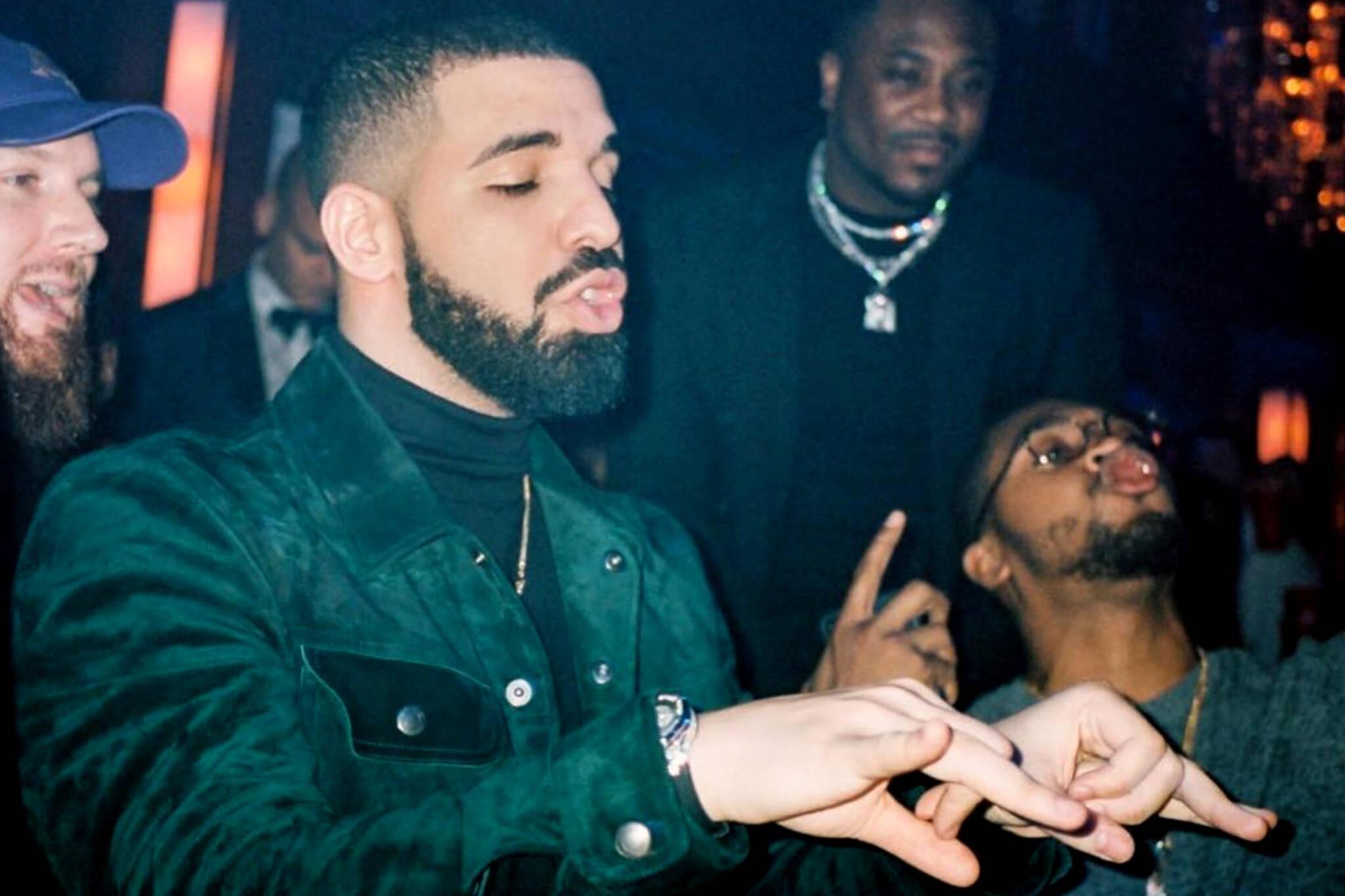 Drake Bar Mitzvah