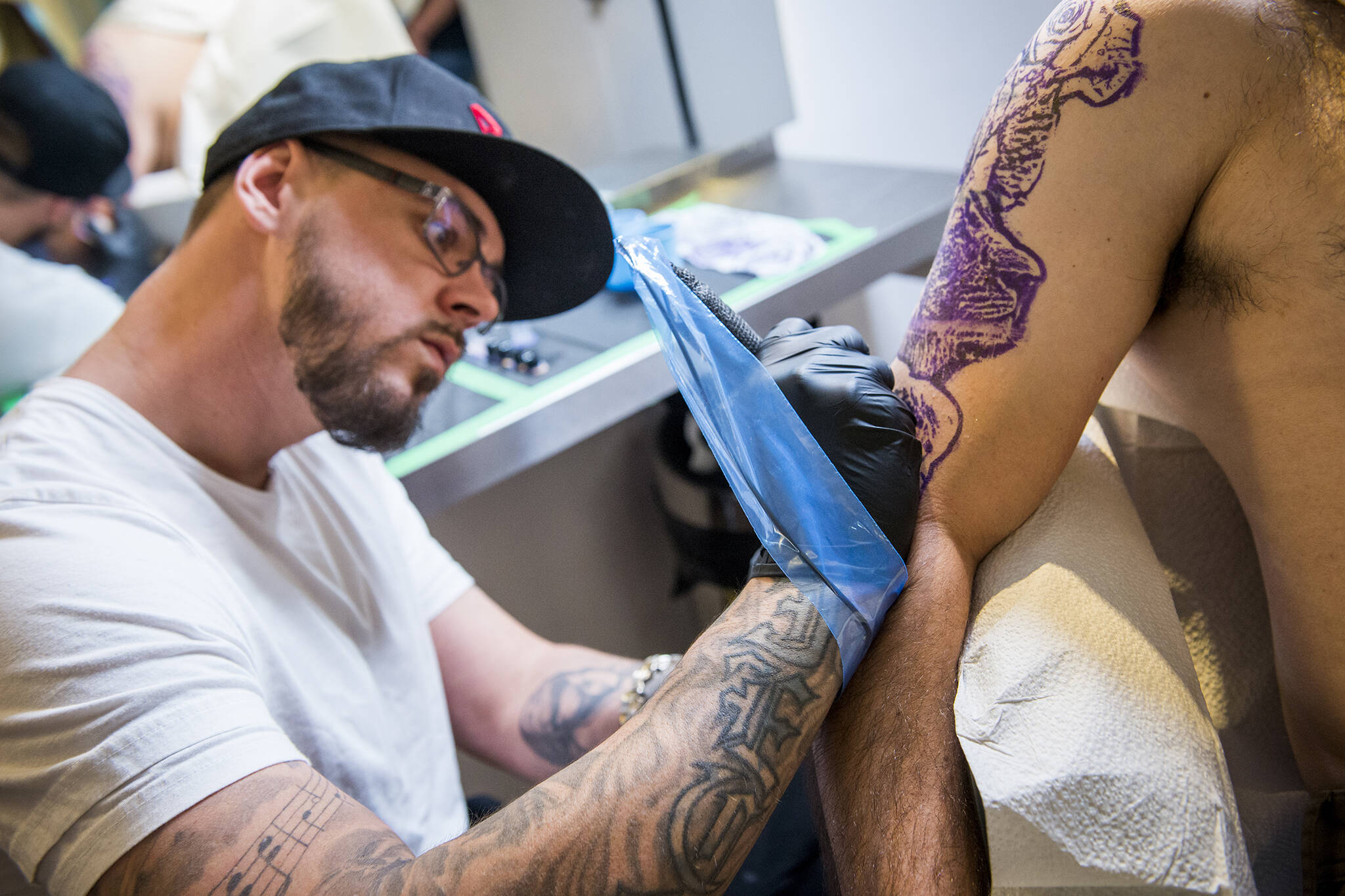 tattoo artists toronto