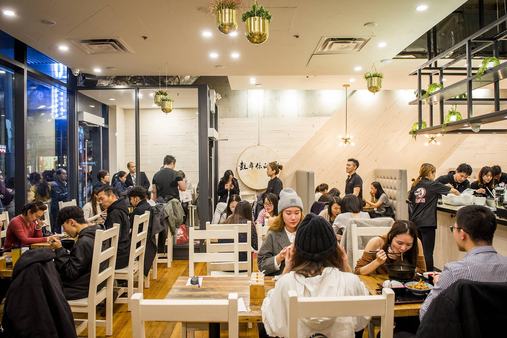 chinese restaurant toronto