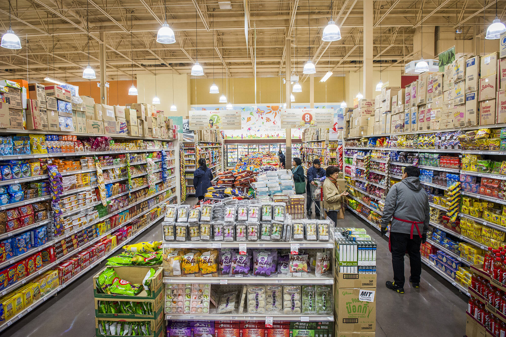 international grocery stores toronto