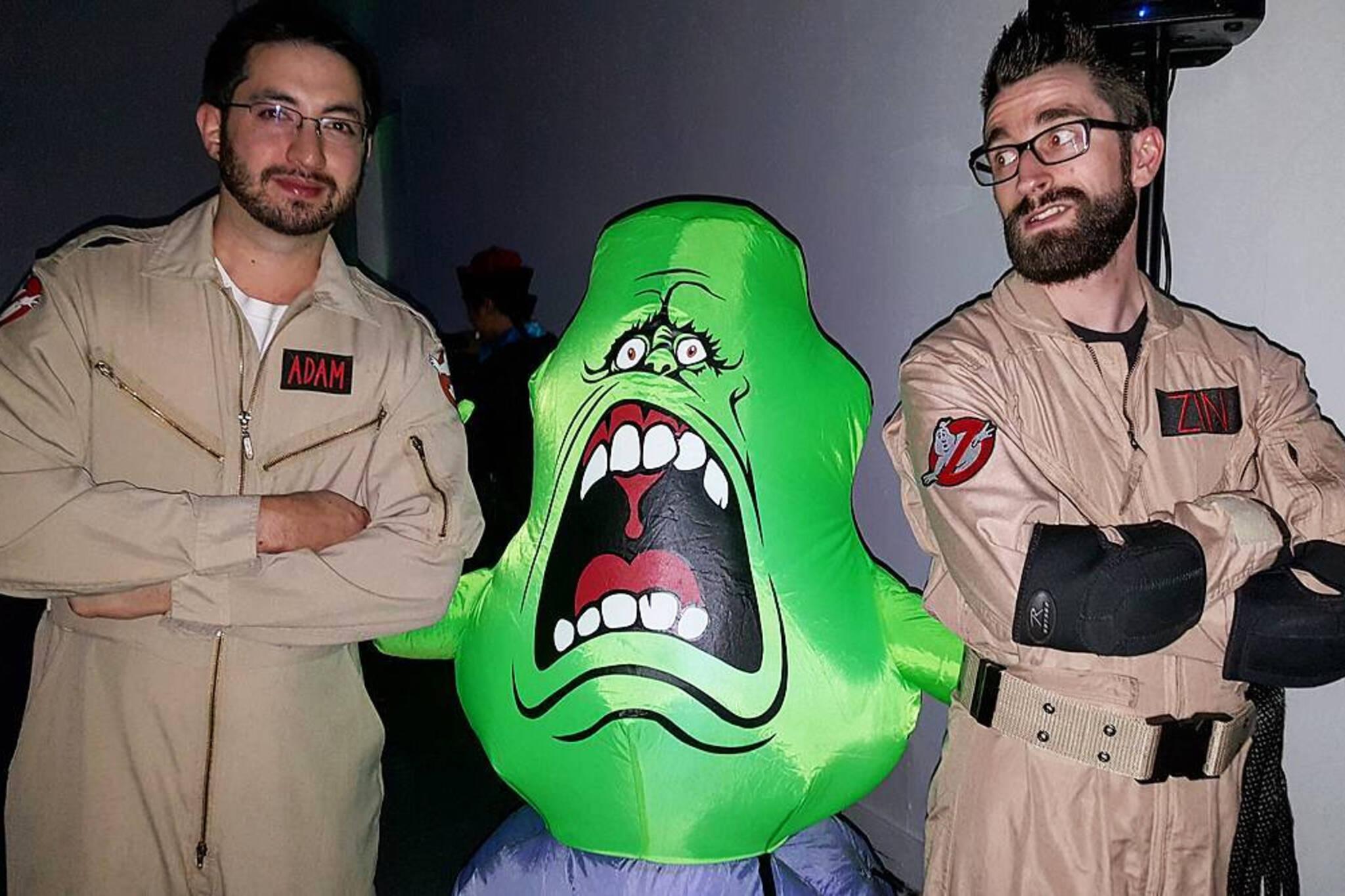 Toronto Halloween costumes