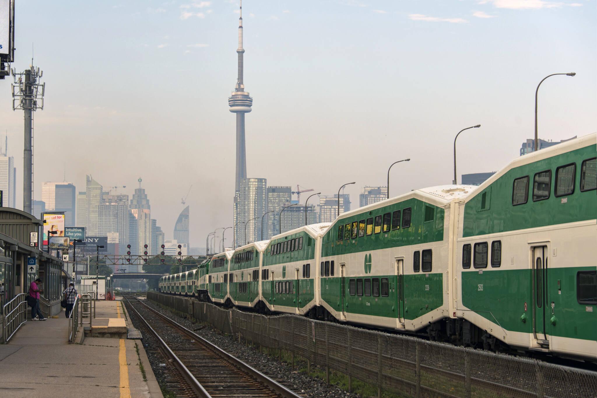go transit ttc