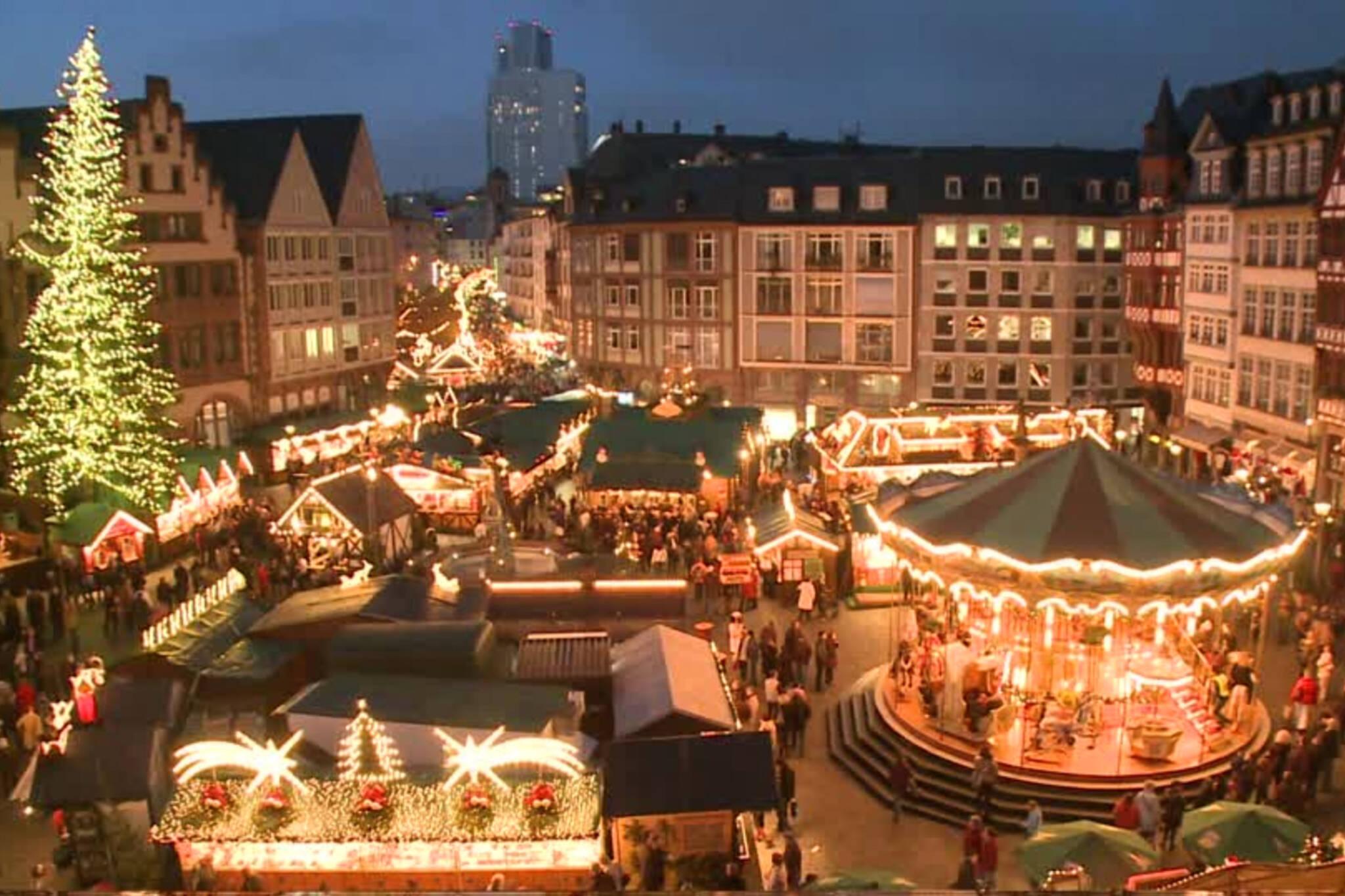 christmas market milton