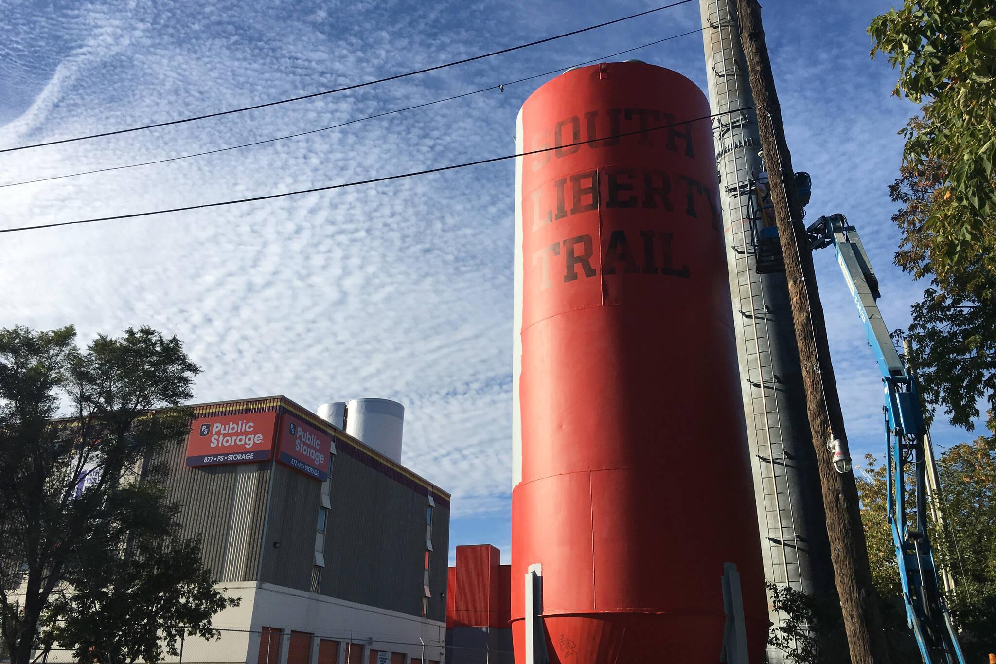 liberty village silos