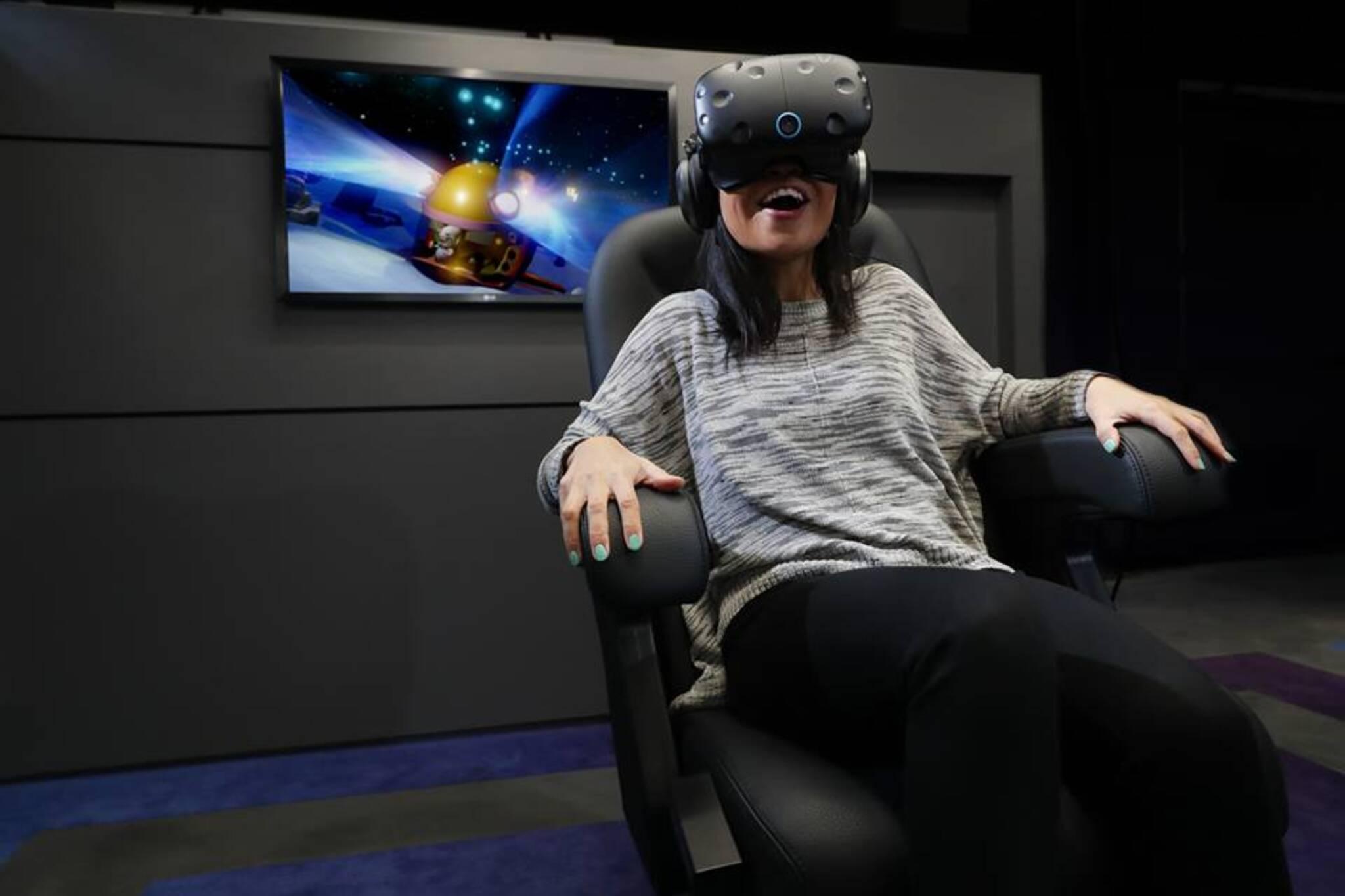 IMAX VR Toronto