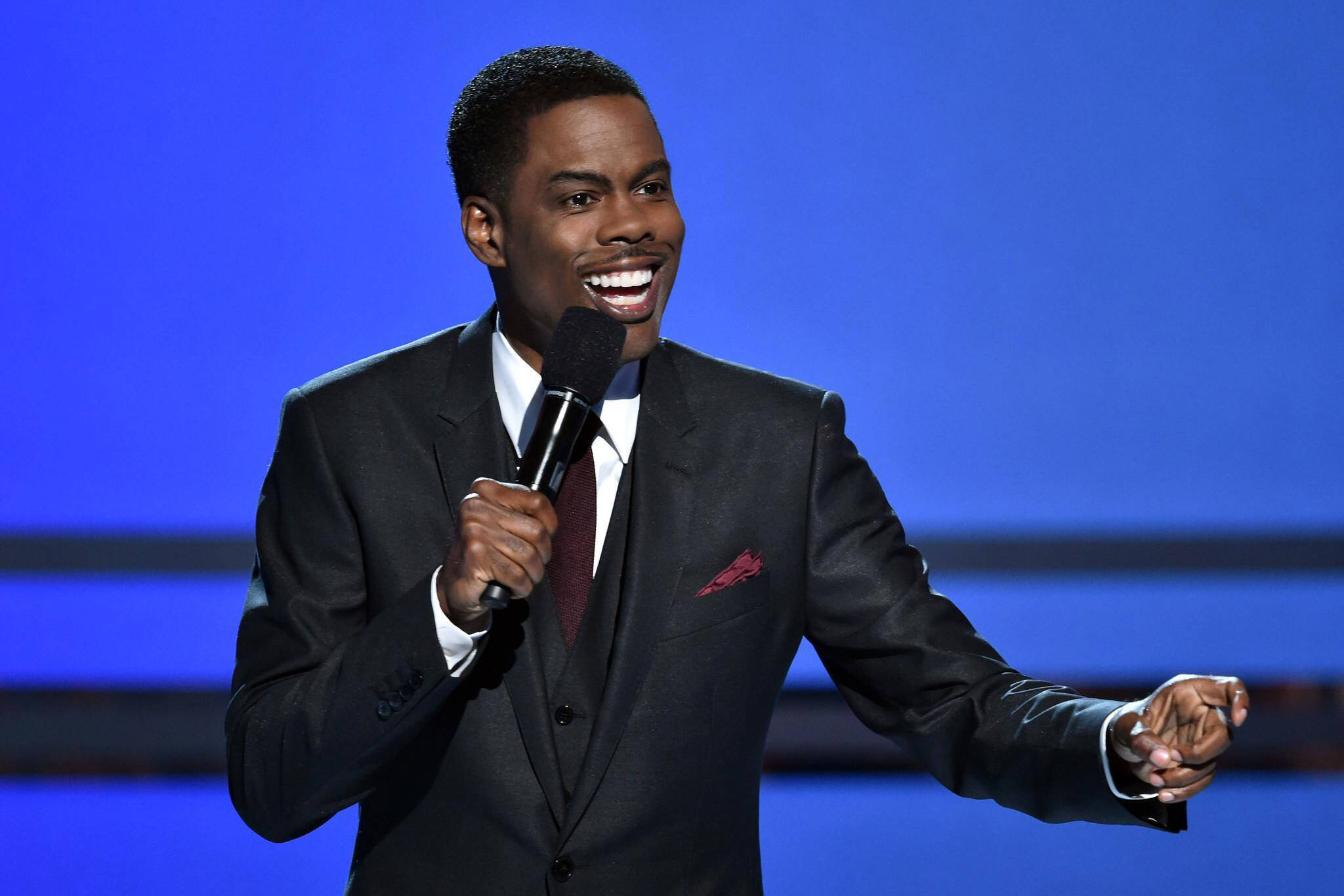 chris rock toronto