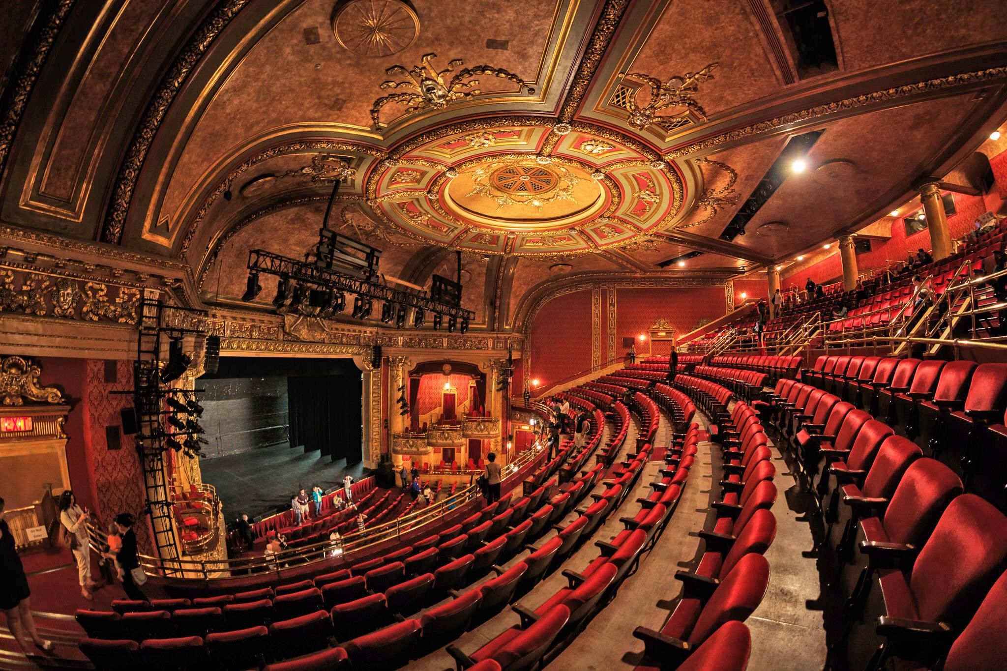 live theatre toronto
