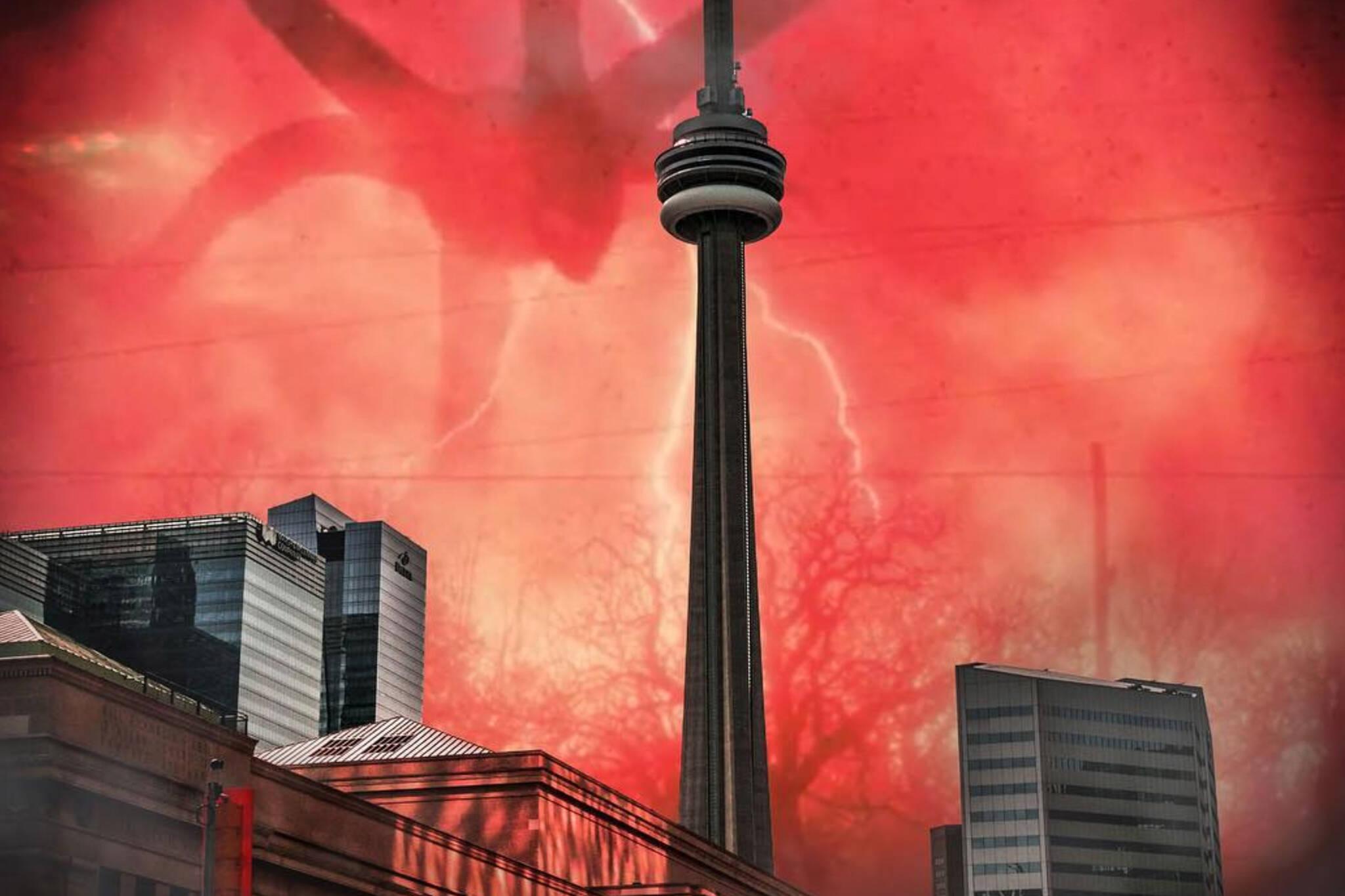 stranger things Toronto