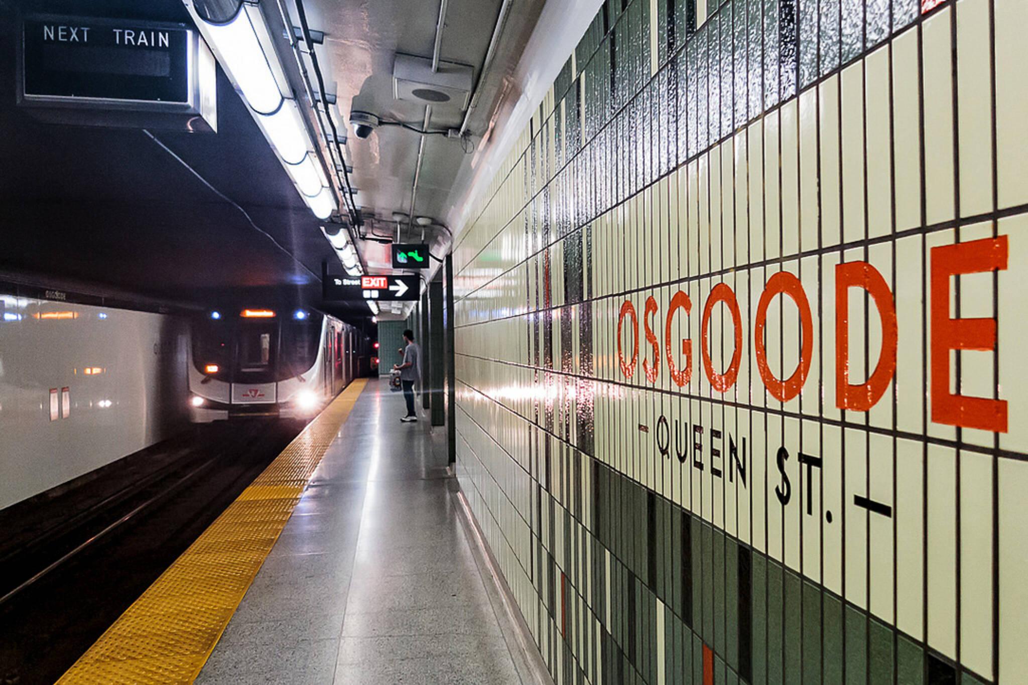 toronto relief subway line