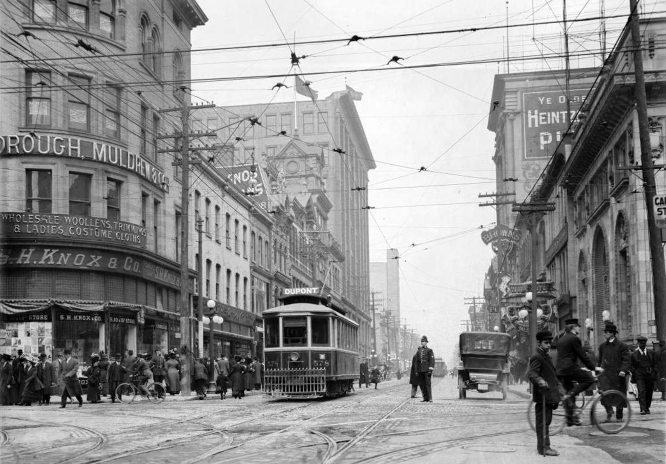 A 1910s Toronto photo extravaganza