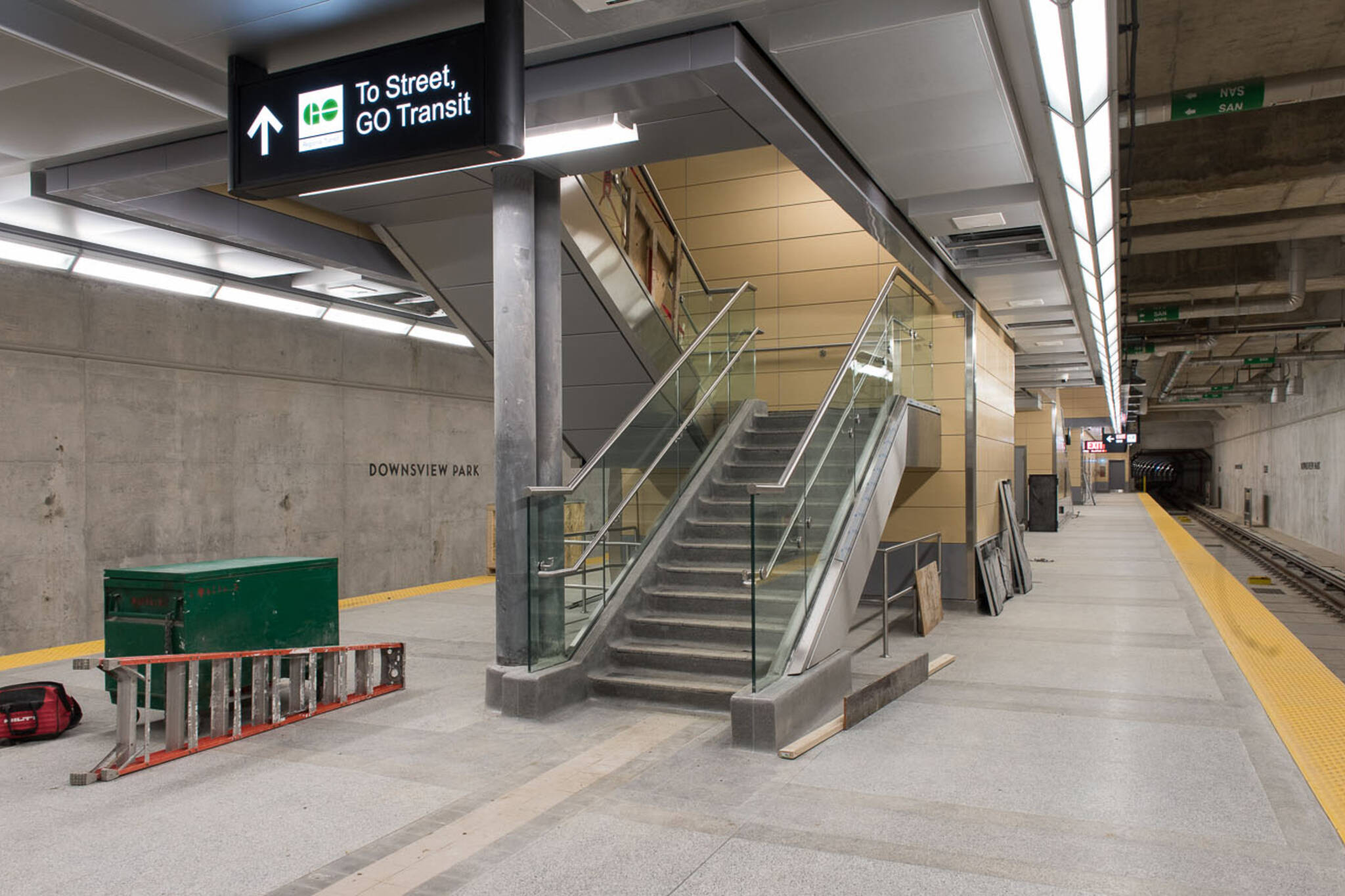 ttc subway station