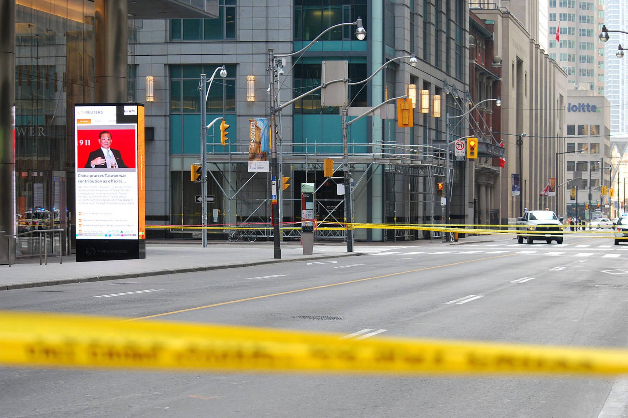 Road Closures Toronto