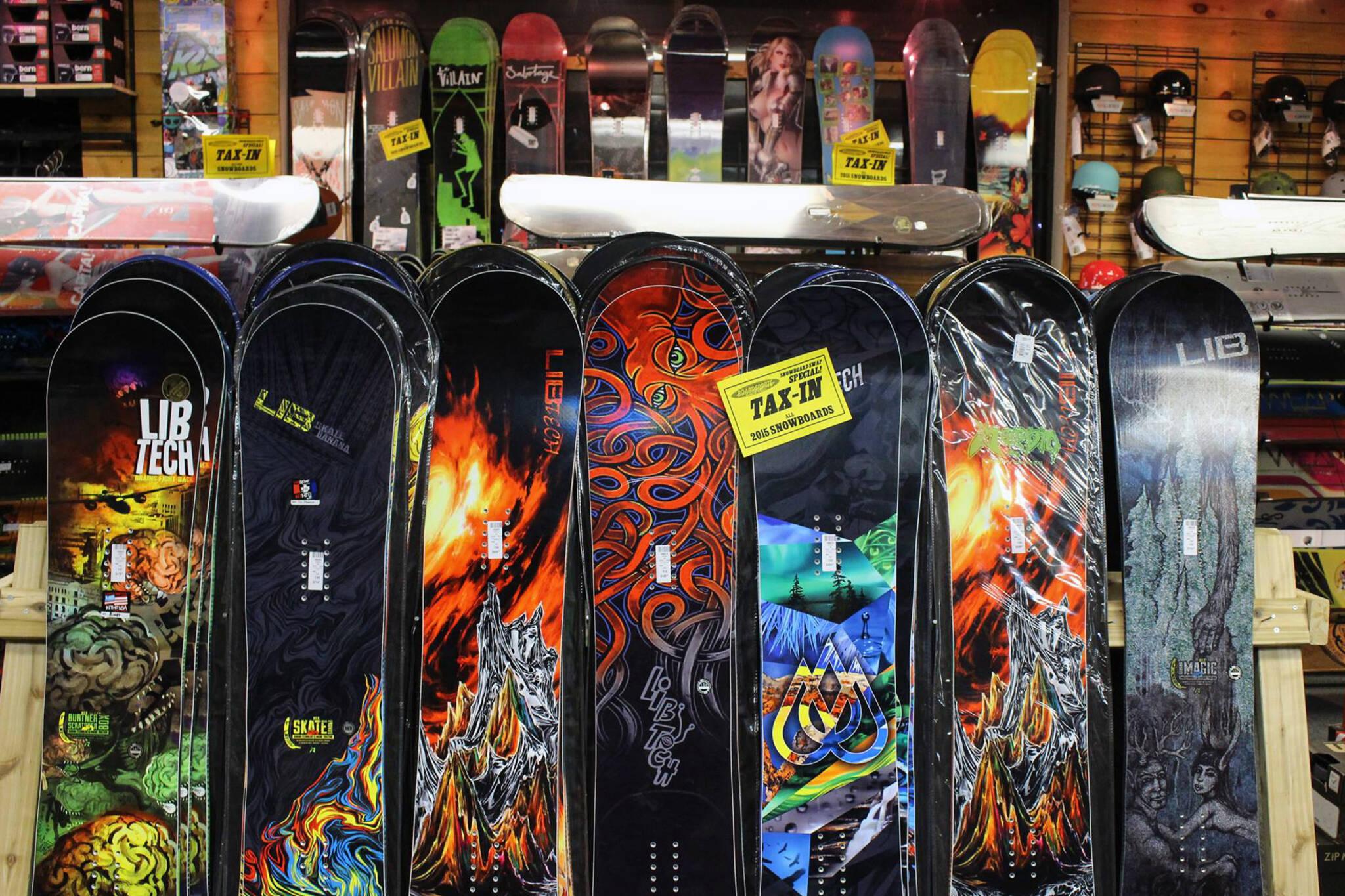 ski snowboard stores toronto