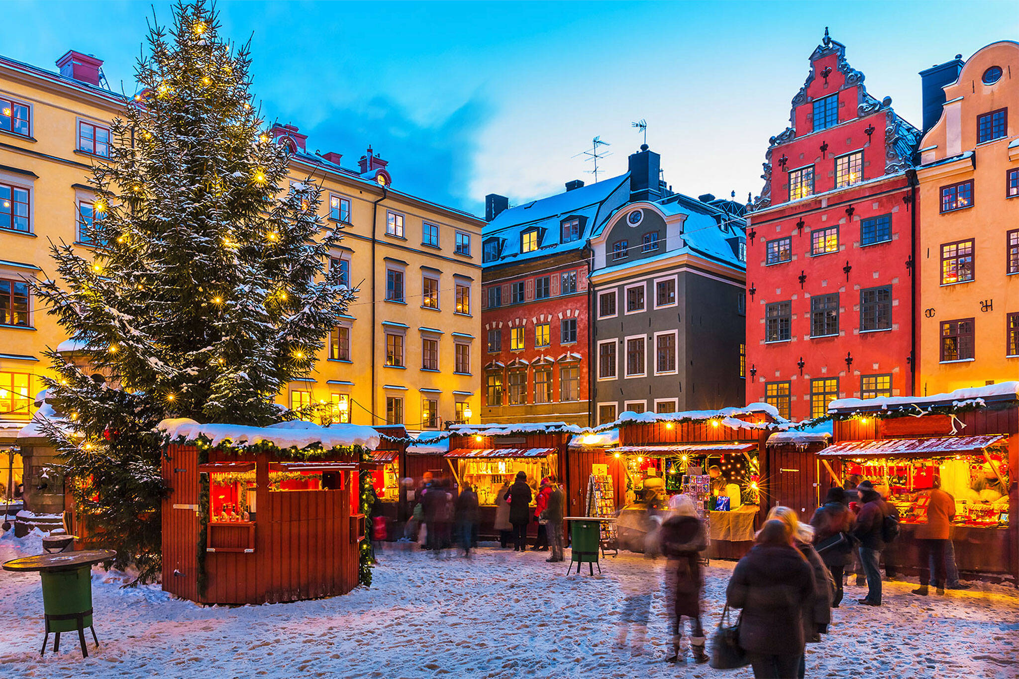 swedish christmas market