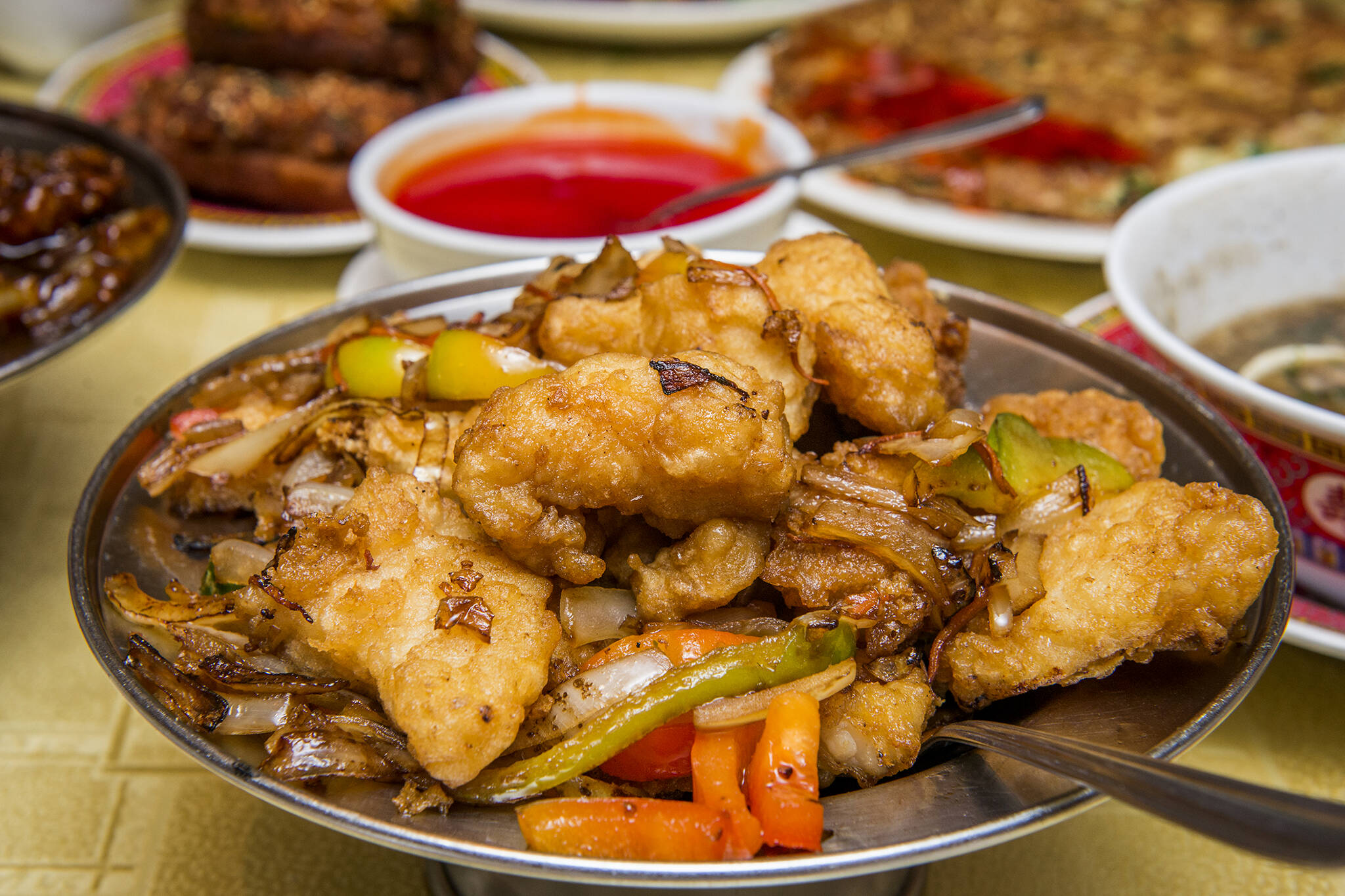 Top Top Chinese Food Scarborough