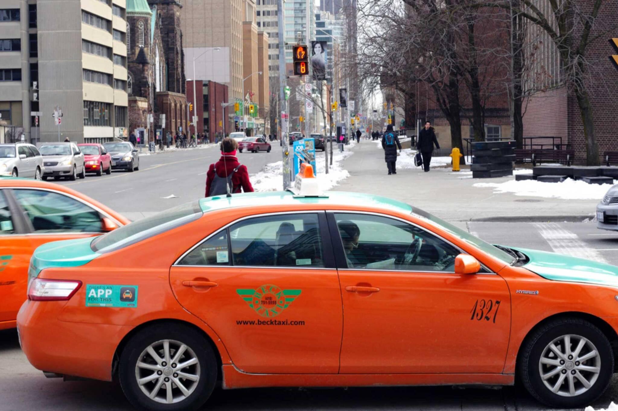 taxi toronto
