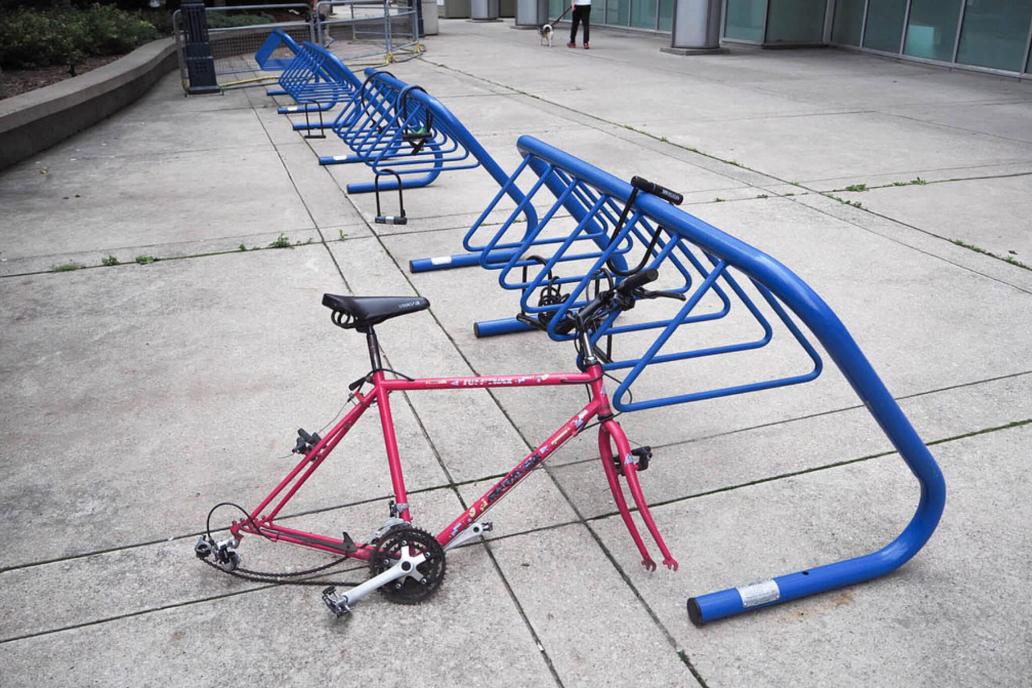 stolen bikes toronto